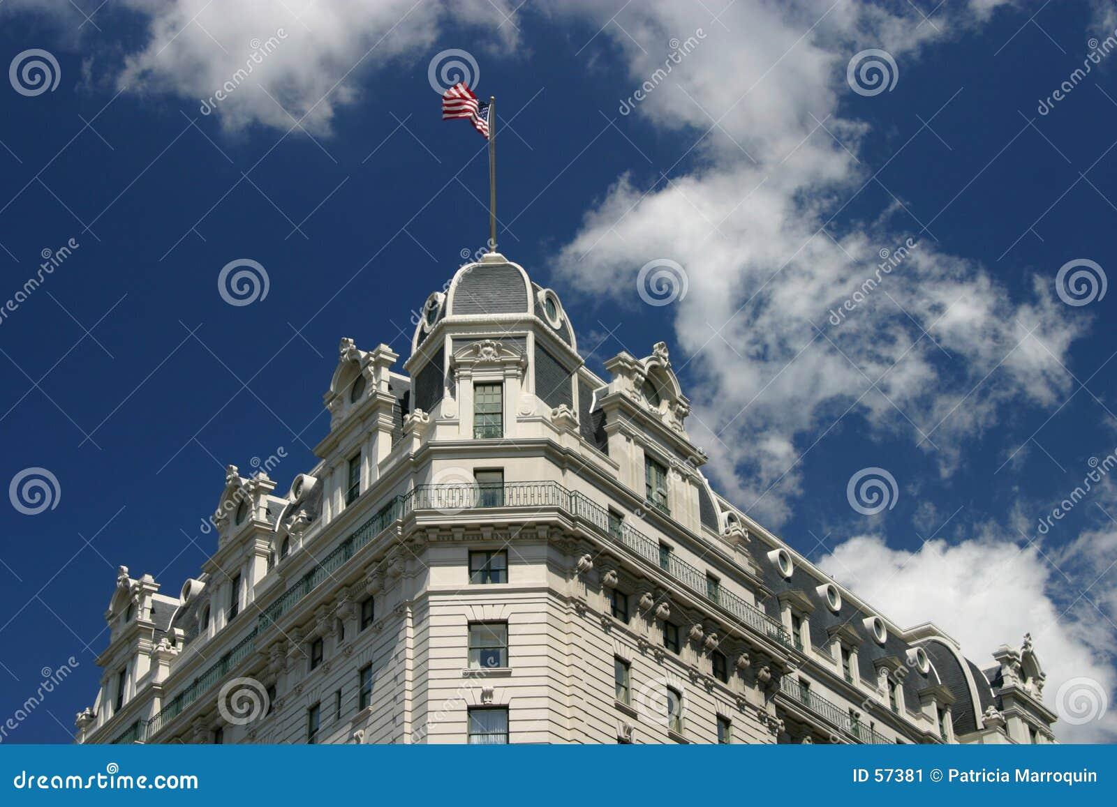 Download Ondulation à Washington image stock. Image du mouche, capital - 57381