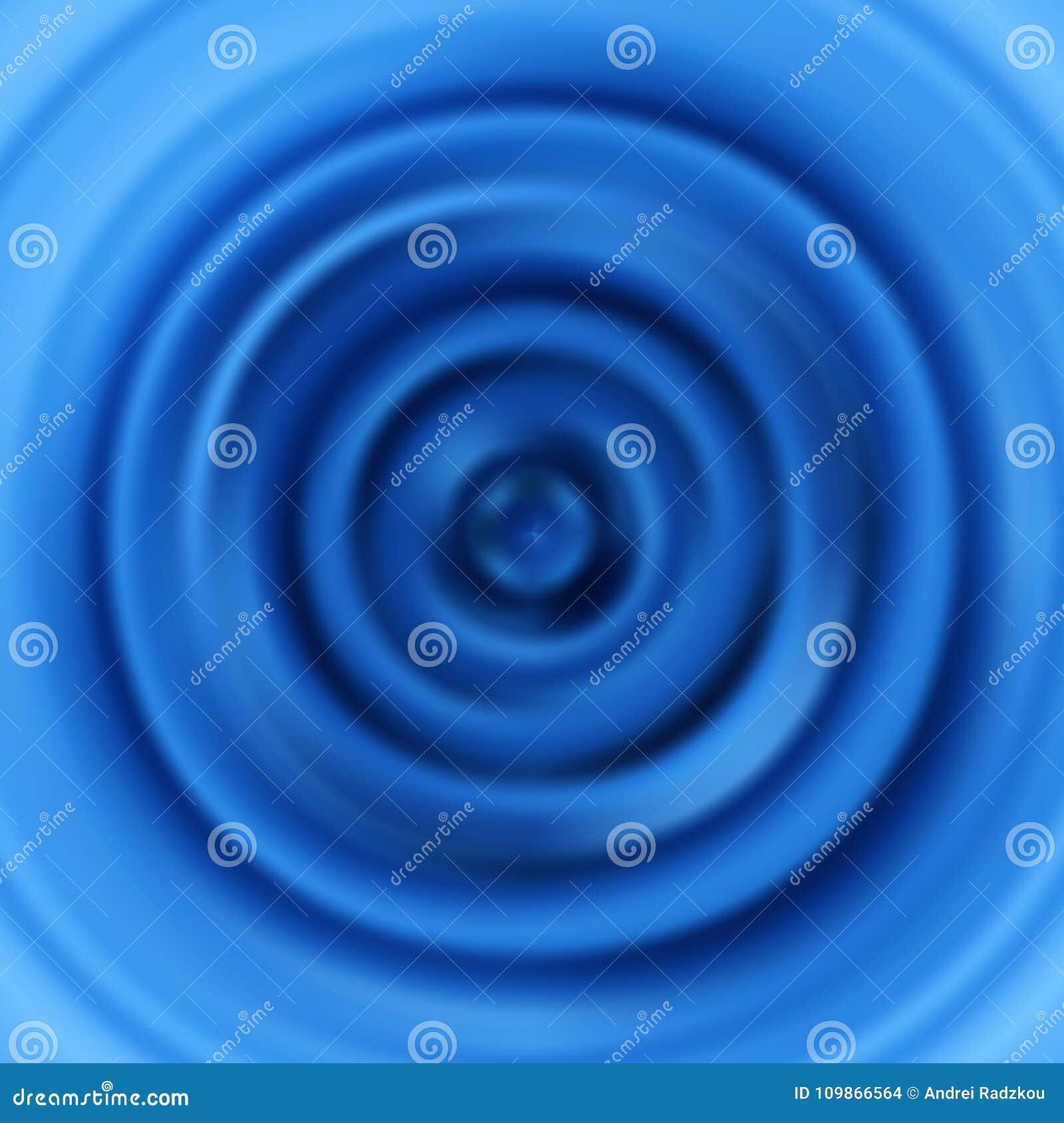 Ondulation Vibrations circulaires Configuration de vecteur