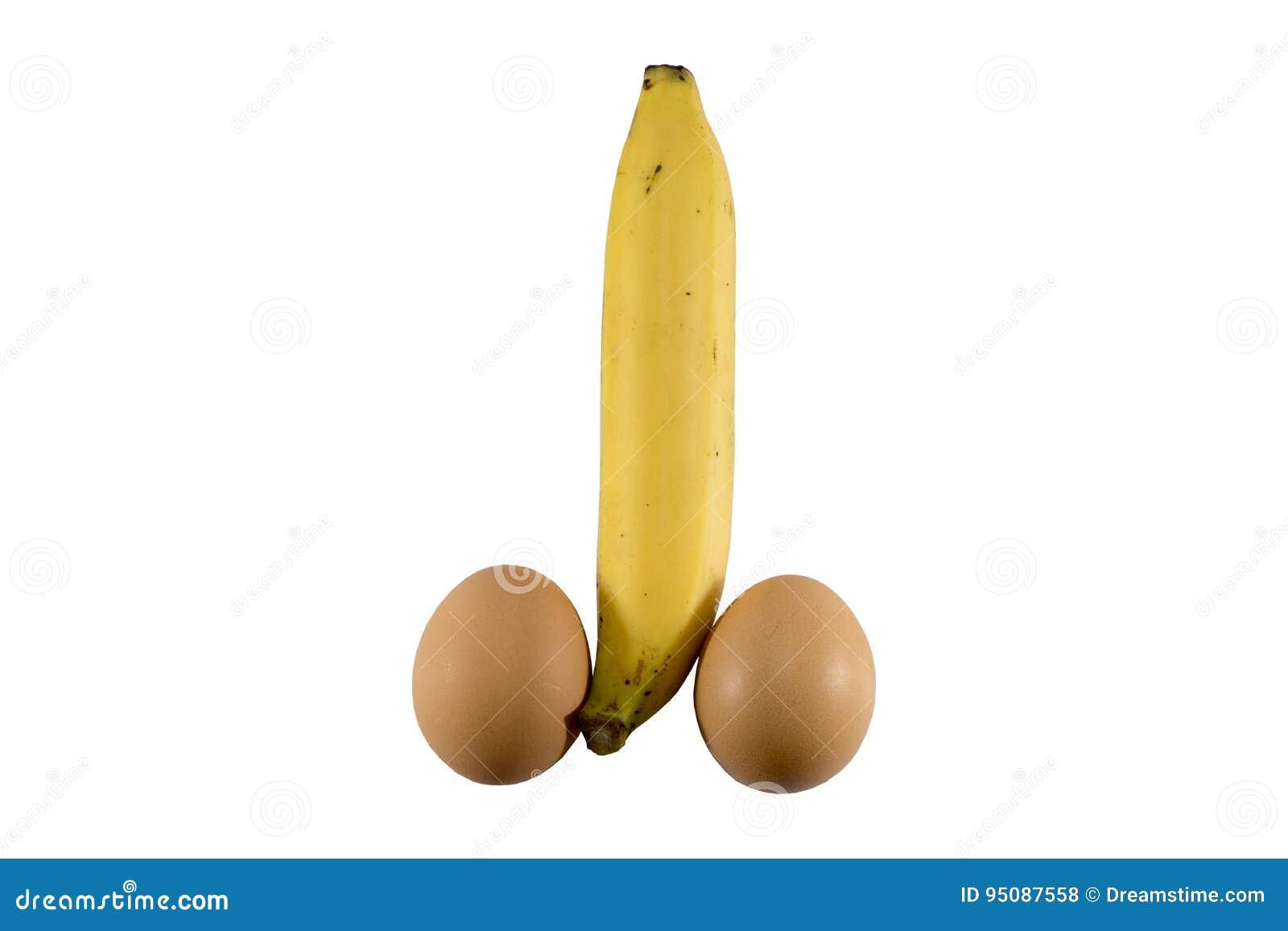Секс с бананом в hd