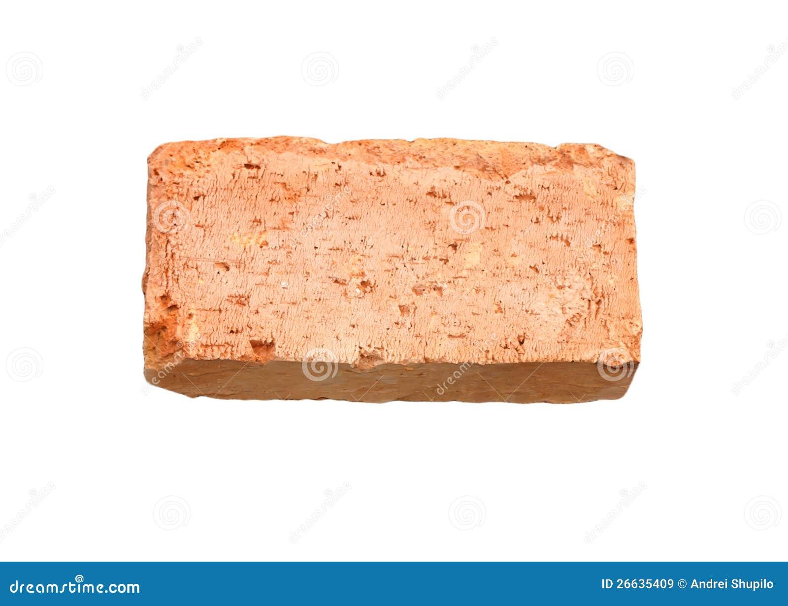 one brick height