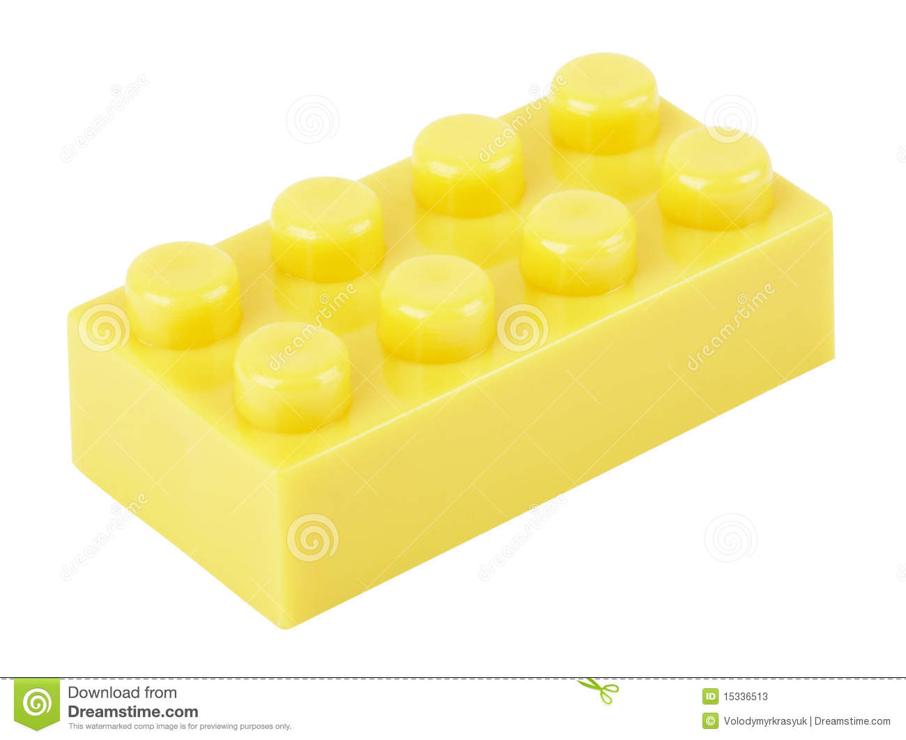 One building block lego stock photos image