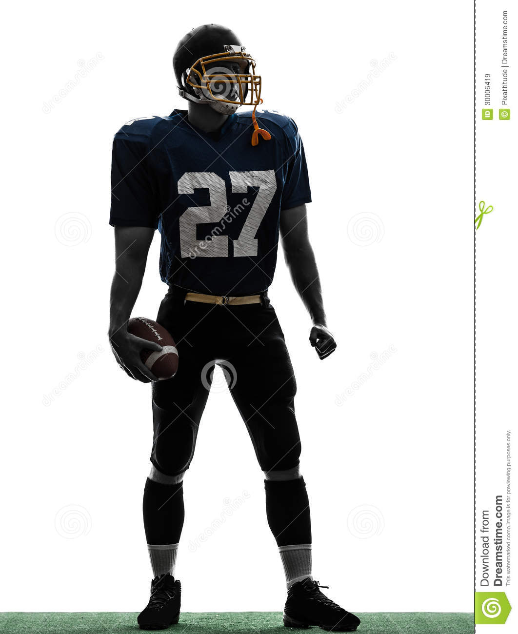 Quarterback Clipart Images Royalty Free St...