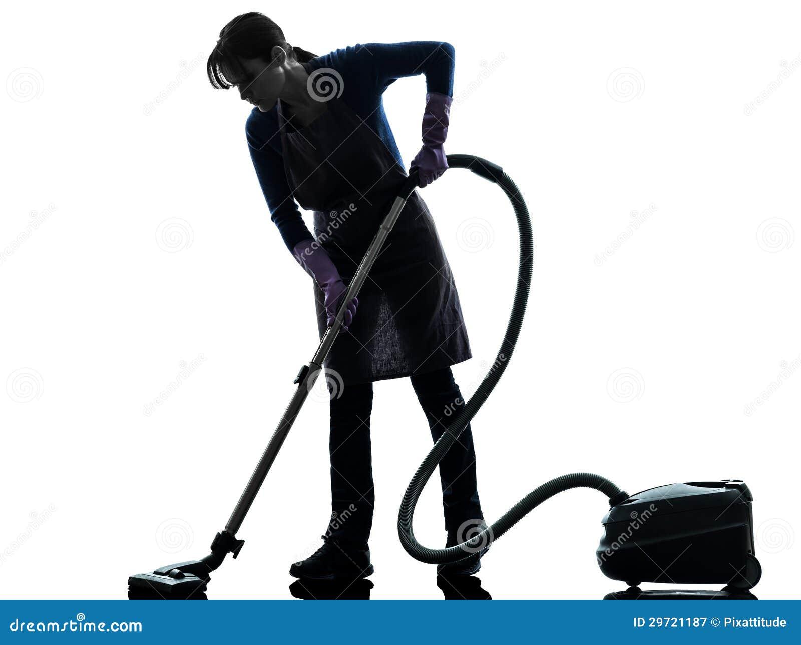 Vacuum Cleaner silhouette  Vacuum Silhouette