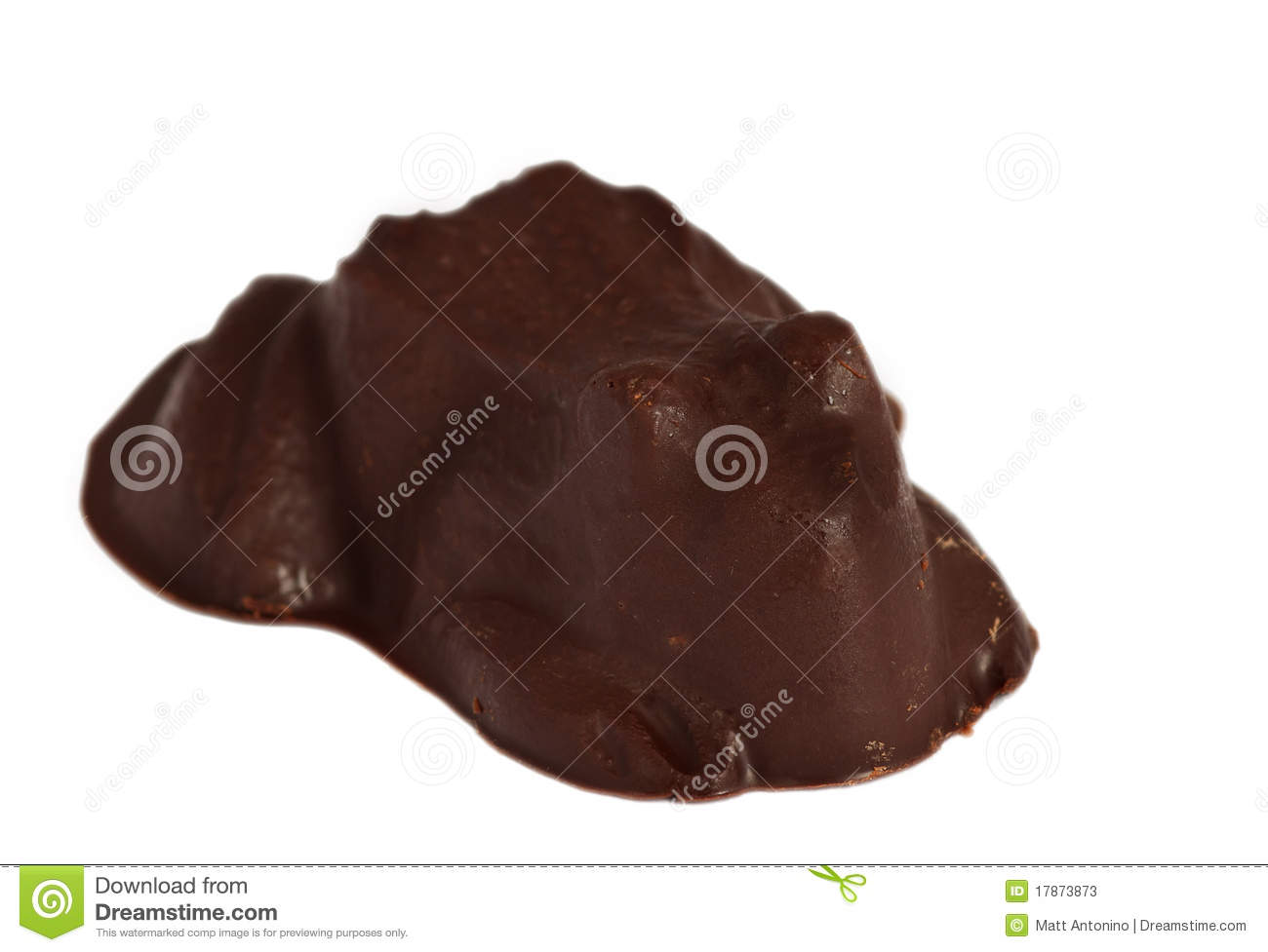 One chocolate frog