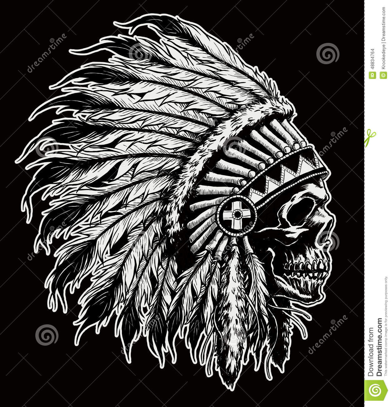 19 native american cherokee tribal tattoos apache indians outdoor things pinterest. Black Bedroom Furniture Sets. Home Design Ideas