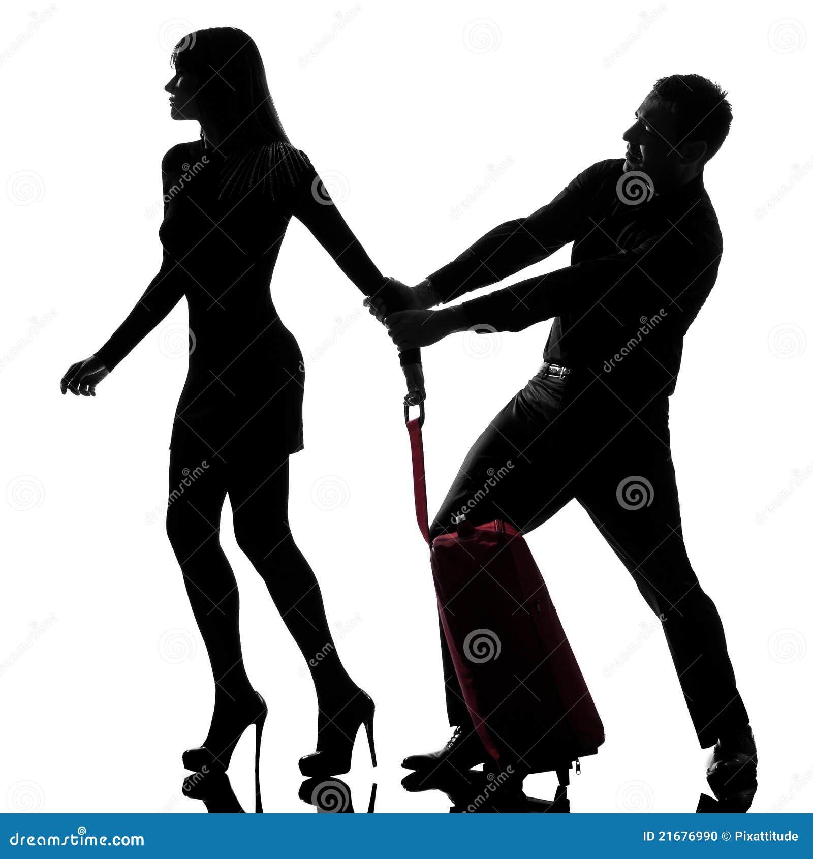 séparation de couple