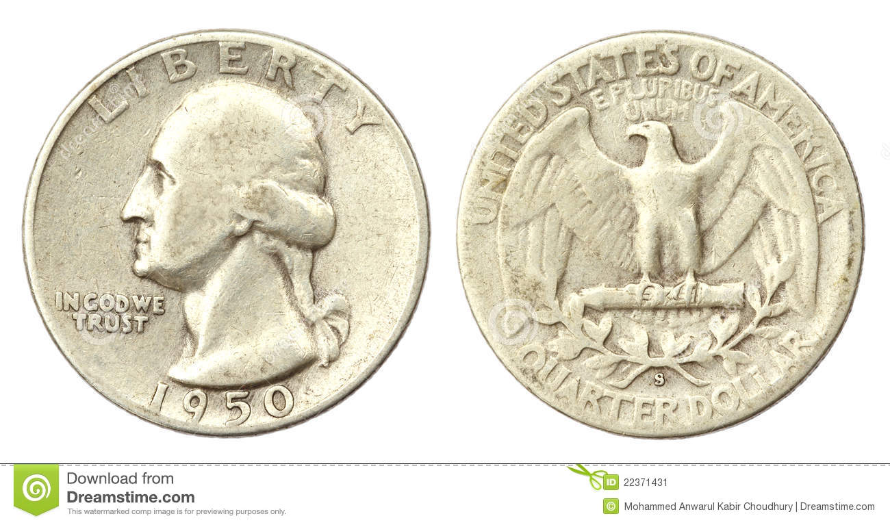 One Dime Coin Of Usa Of 1946 Stock Image Image 22371431
