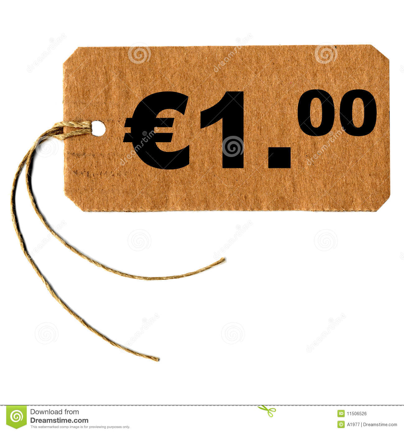 One euro tag label stock photo image of crisis merchandise one euro tag label biocorpaavc