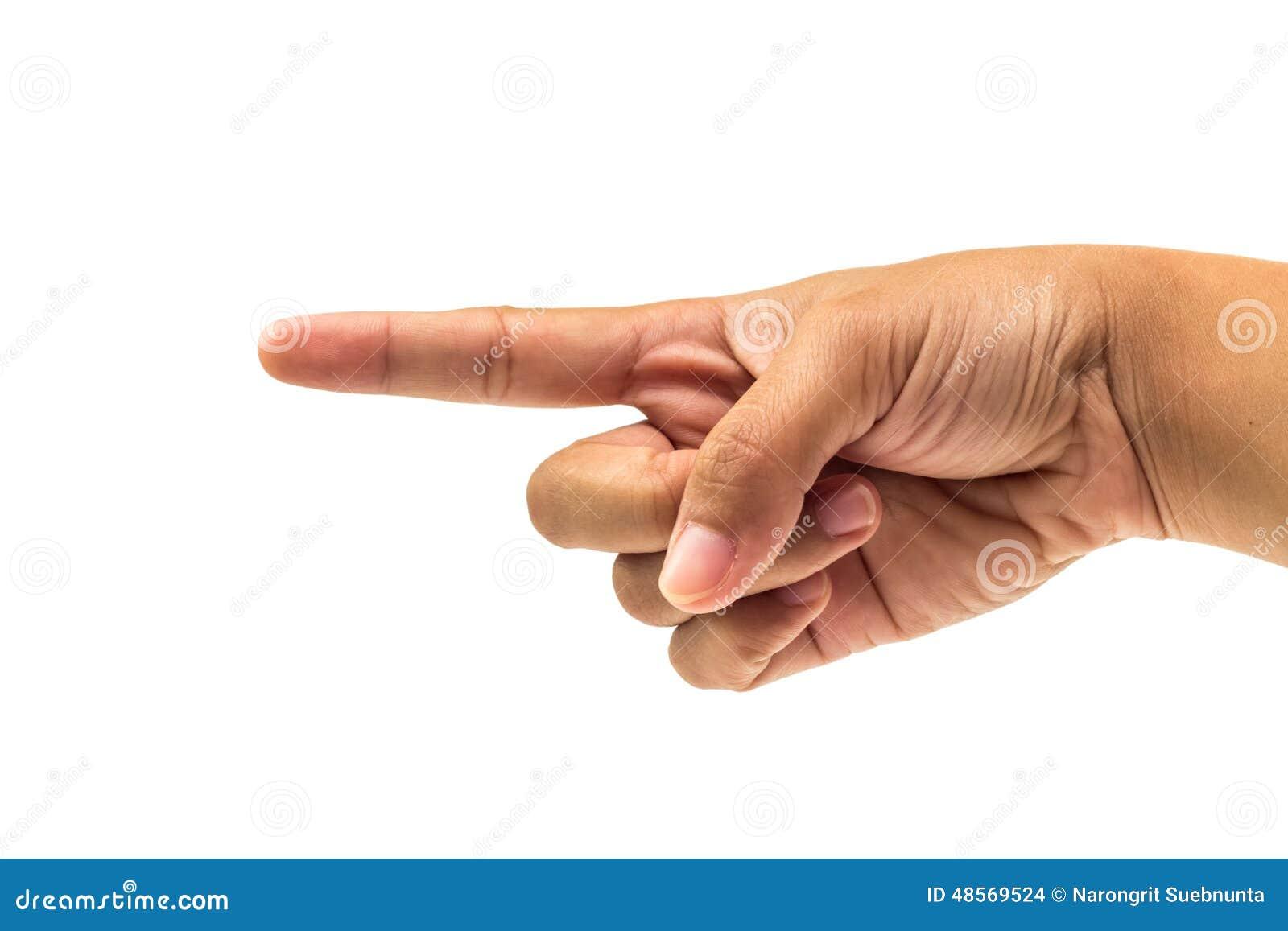 Wie man sich für Frauen Finger