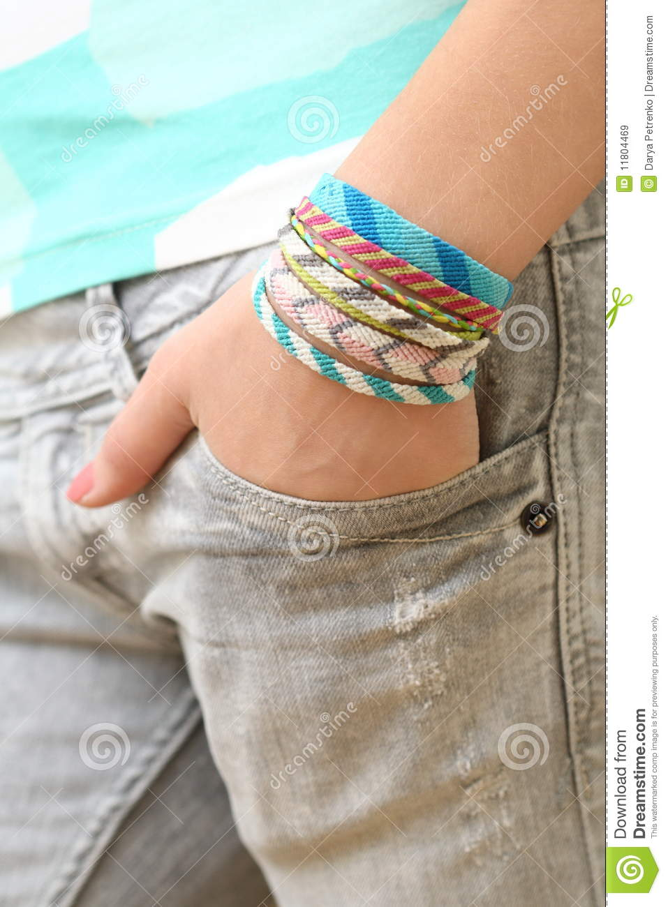 One Hand In My Pocket Royalty Free Stock Images Image