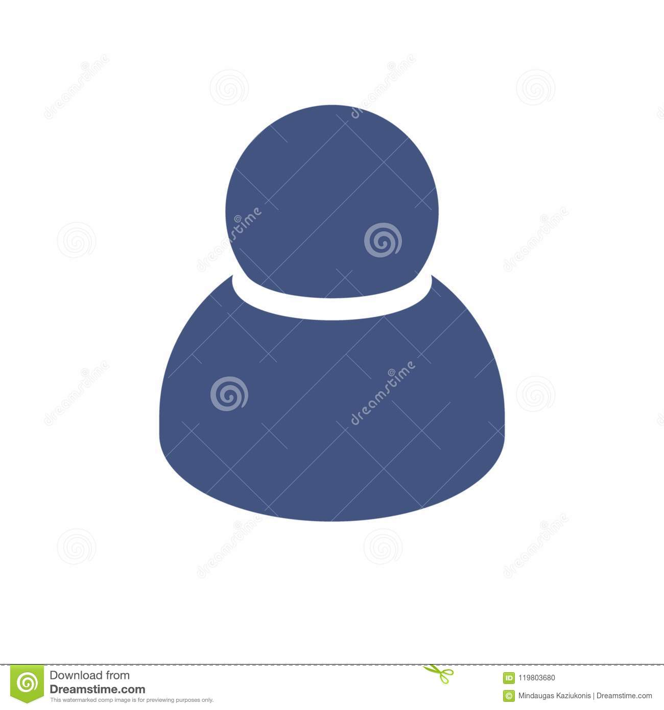 One Human Person Man Blue Icon White Background Stock Illustration Illustration Of Concept Avatar 119803680 Download this free icon about human eye shape, and discover more than 10 million professional graphic resources on freepik. https www dreamstime com one human person man blue icon white background image119803680