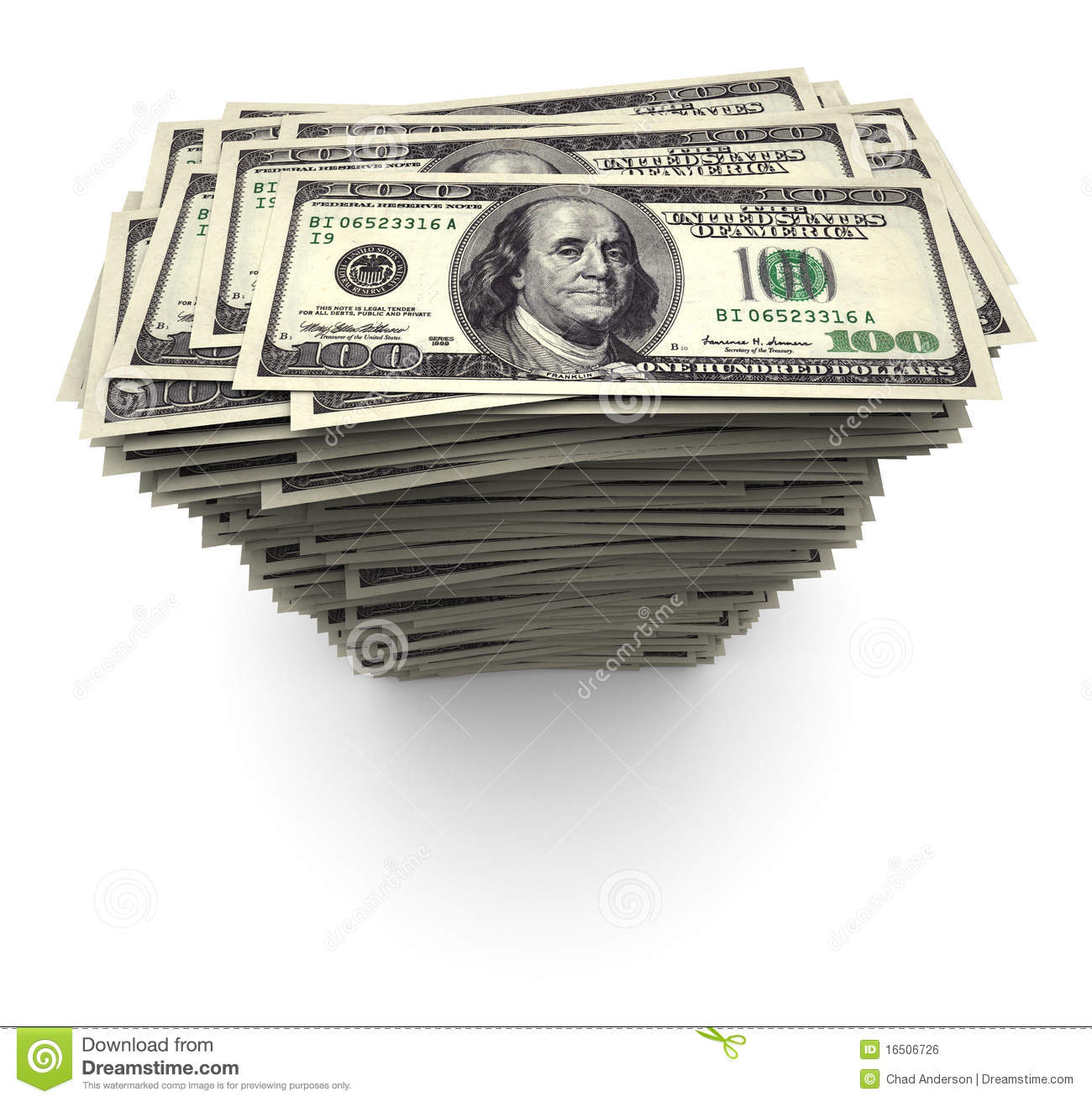One Thousand Dollar Bill stock photo. Image of fedearal - 7968912