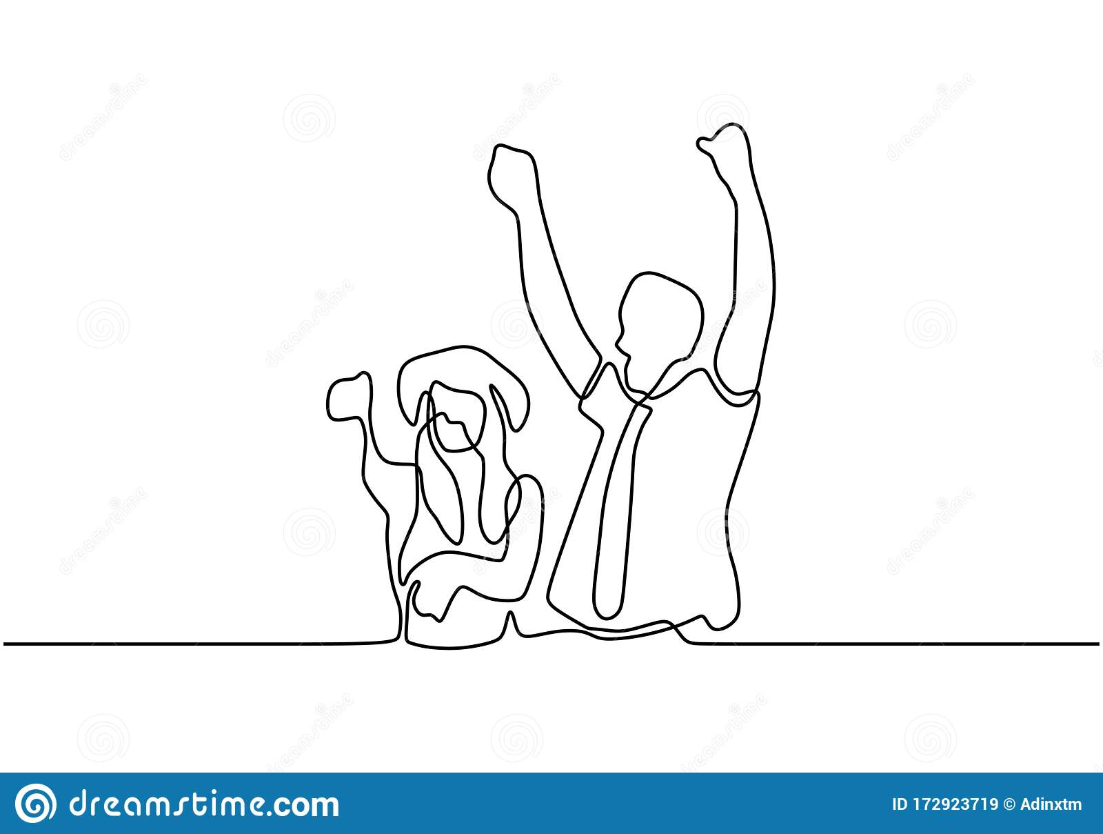 One Line Drawing Happy Couple In Love Romantic Continuous Hand Drawn Sketch People Minimalist And Simplicity Design Contour Stock Illustration Illustration Of Romance Kiss 172923719