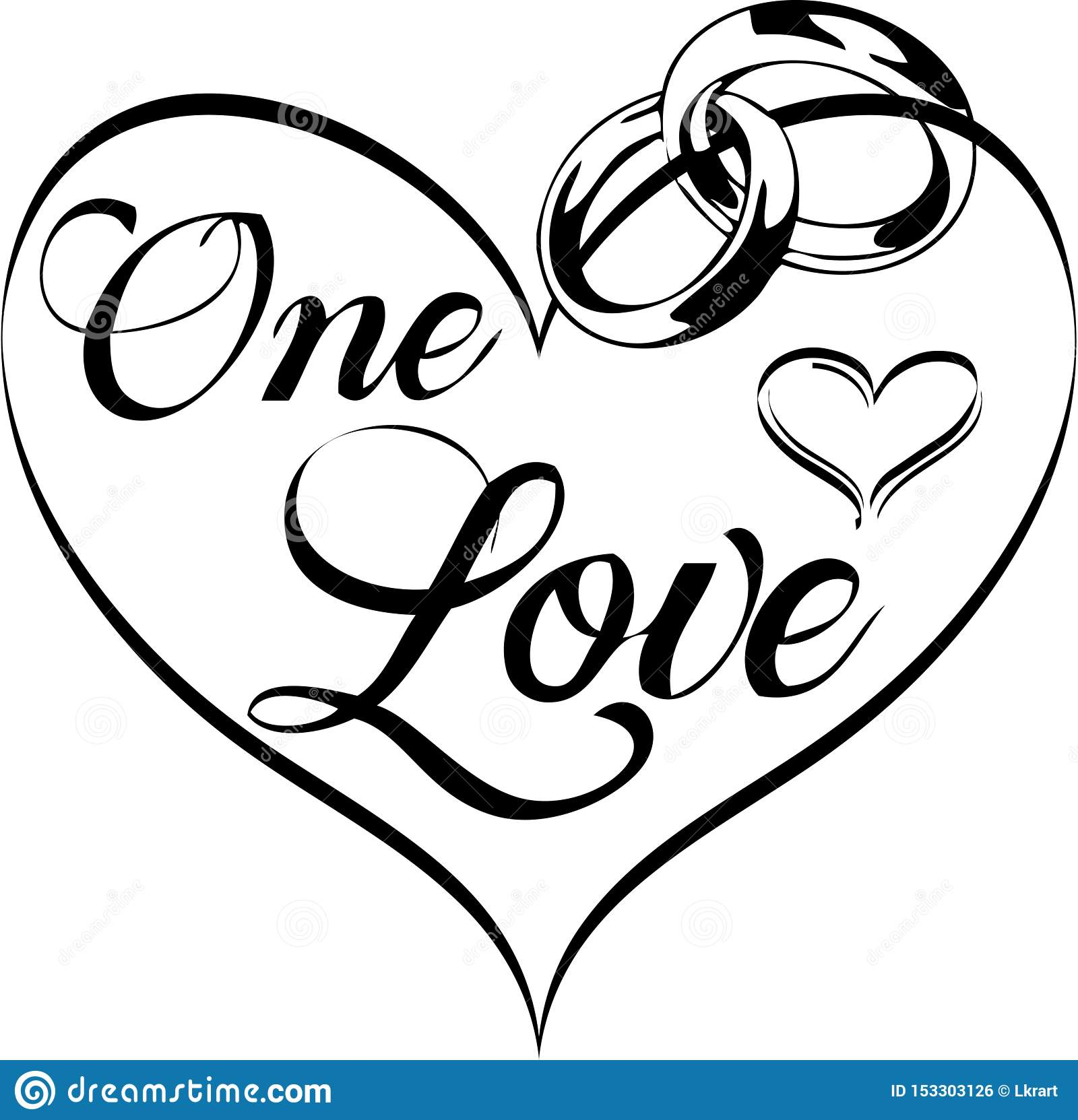 Clipart Black And White Wedding