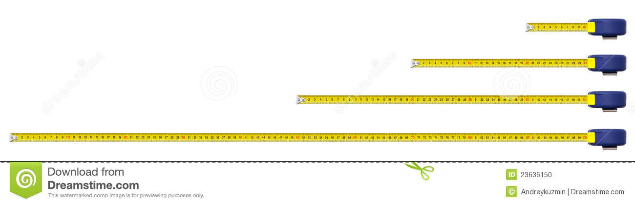 one meter metal measure tape stock photo image 23636150 ruler vector cm ruler vector ai