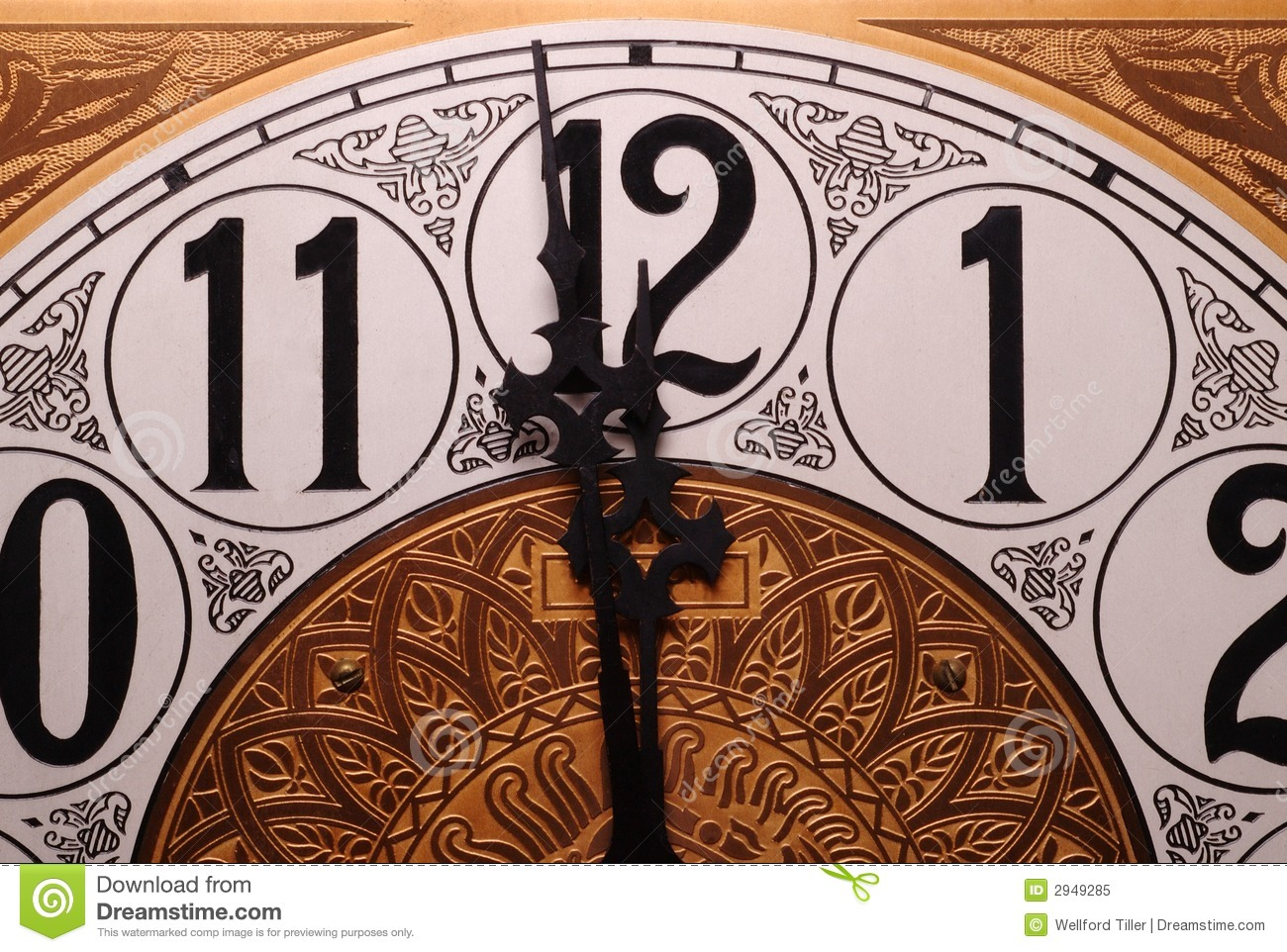 Displaying Images For - Grandfather Clock Midnight...