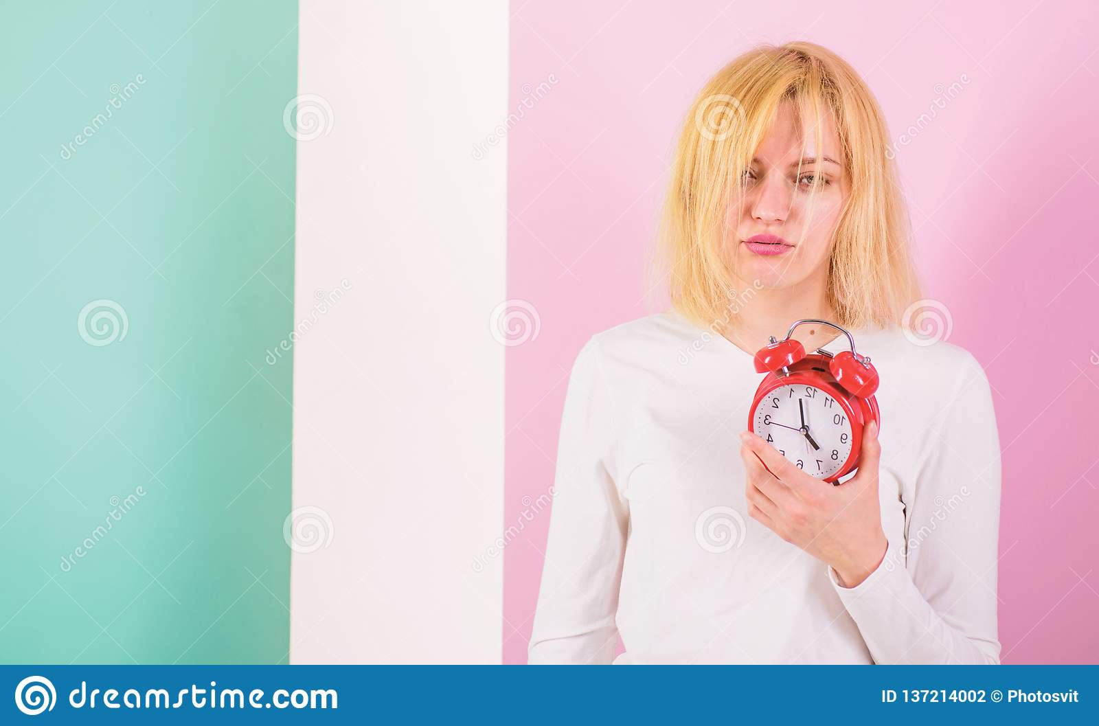 One more awful awakening. Lack of sleep bad for health. Oversleeping side effects too much sleep harmful. Girl drowsy