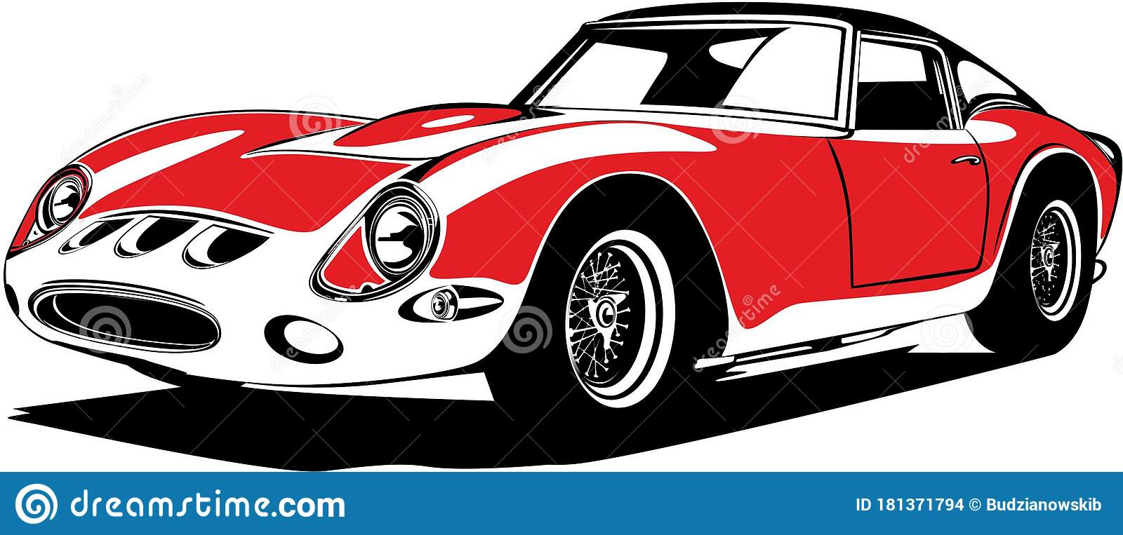Ferrari Retro Stock Illustrations 36 Ferrari Retro Stock Illustrations Vectors Clipart Dreamstime