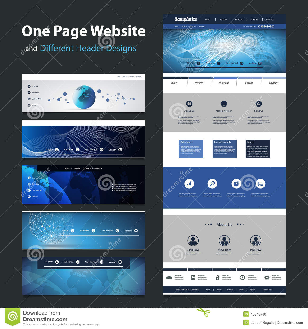 free website headers images