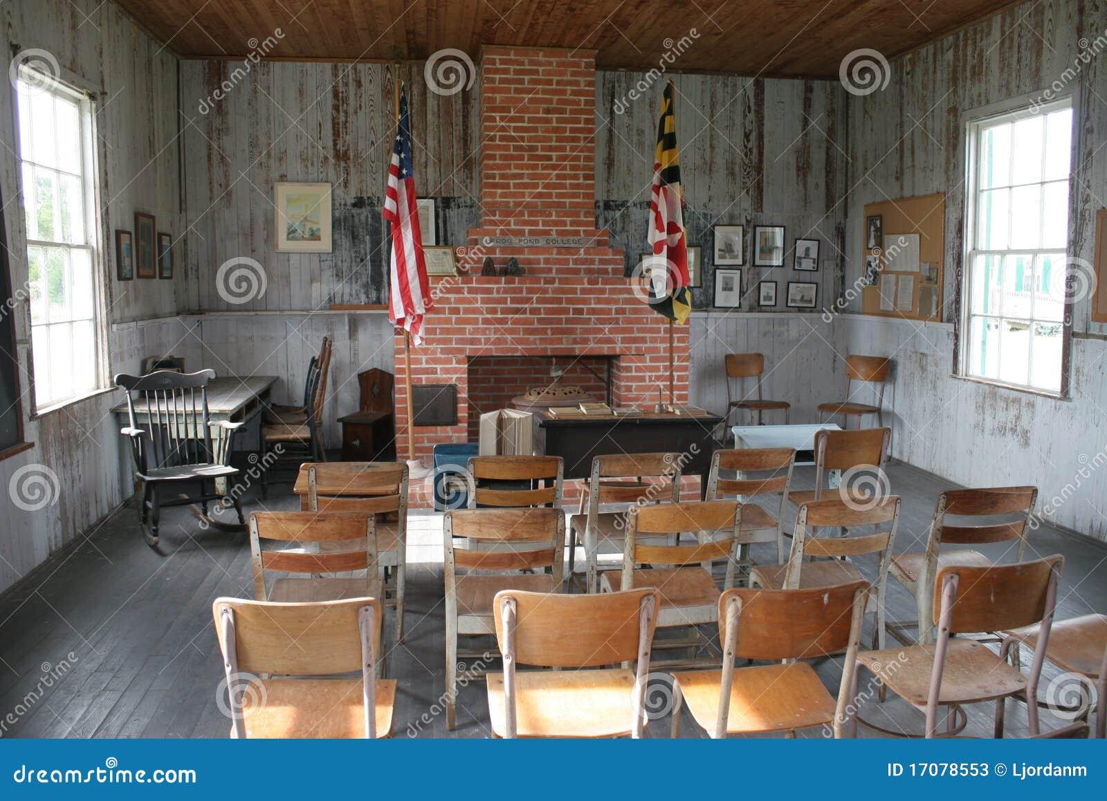 One Room School House