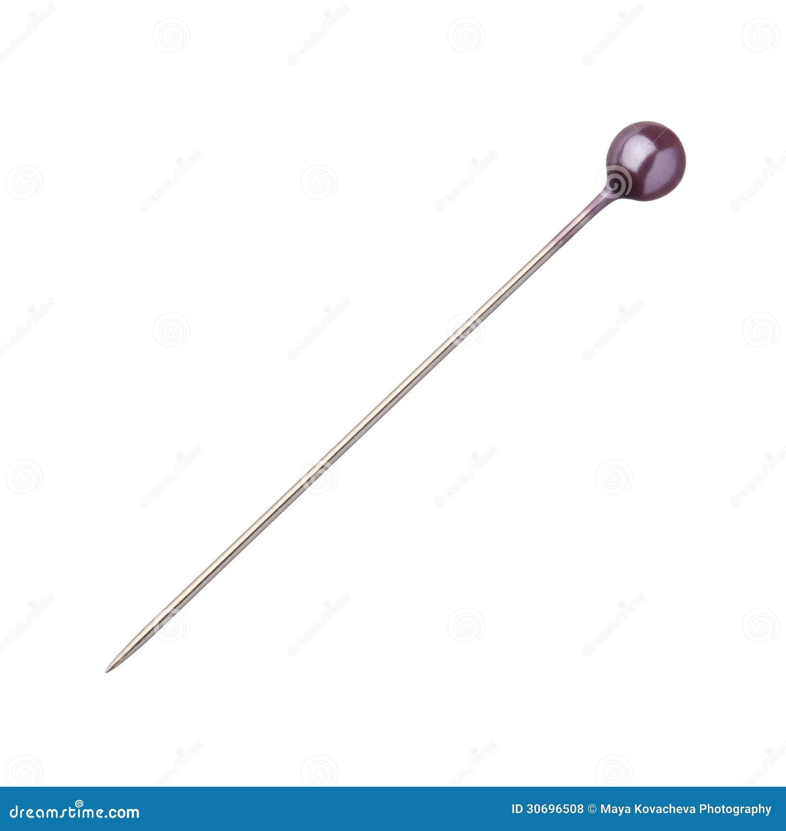 Silk White Poppy Lapel Pin