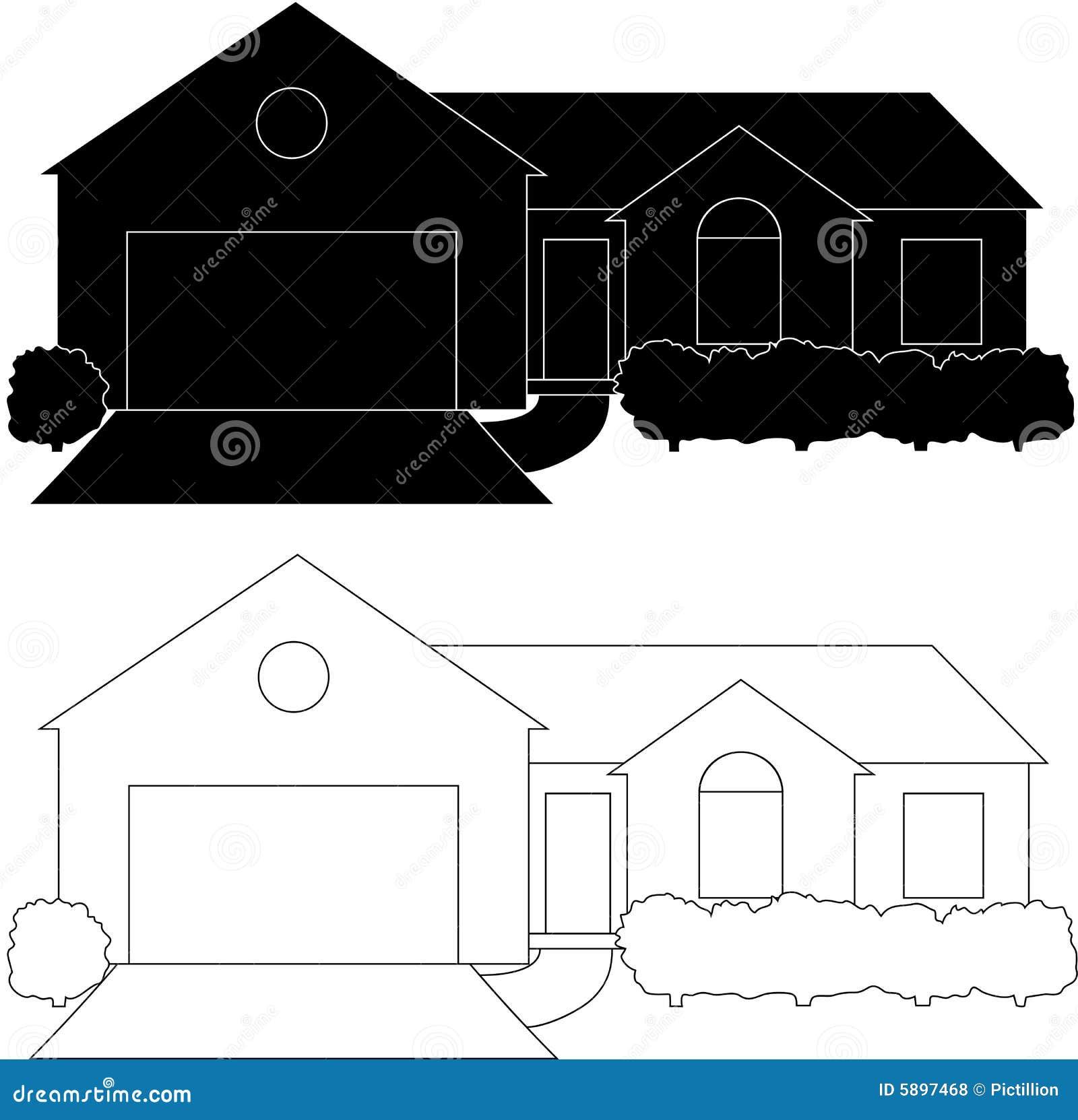 One Story House Photos