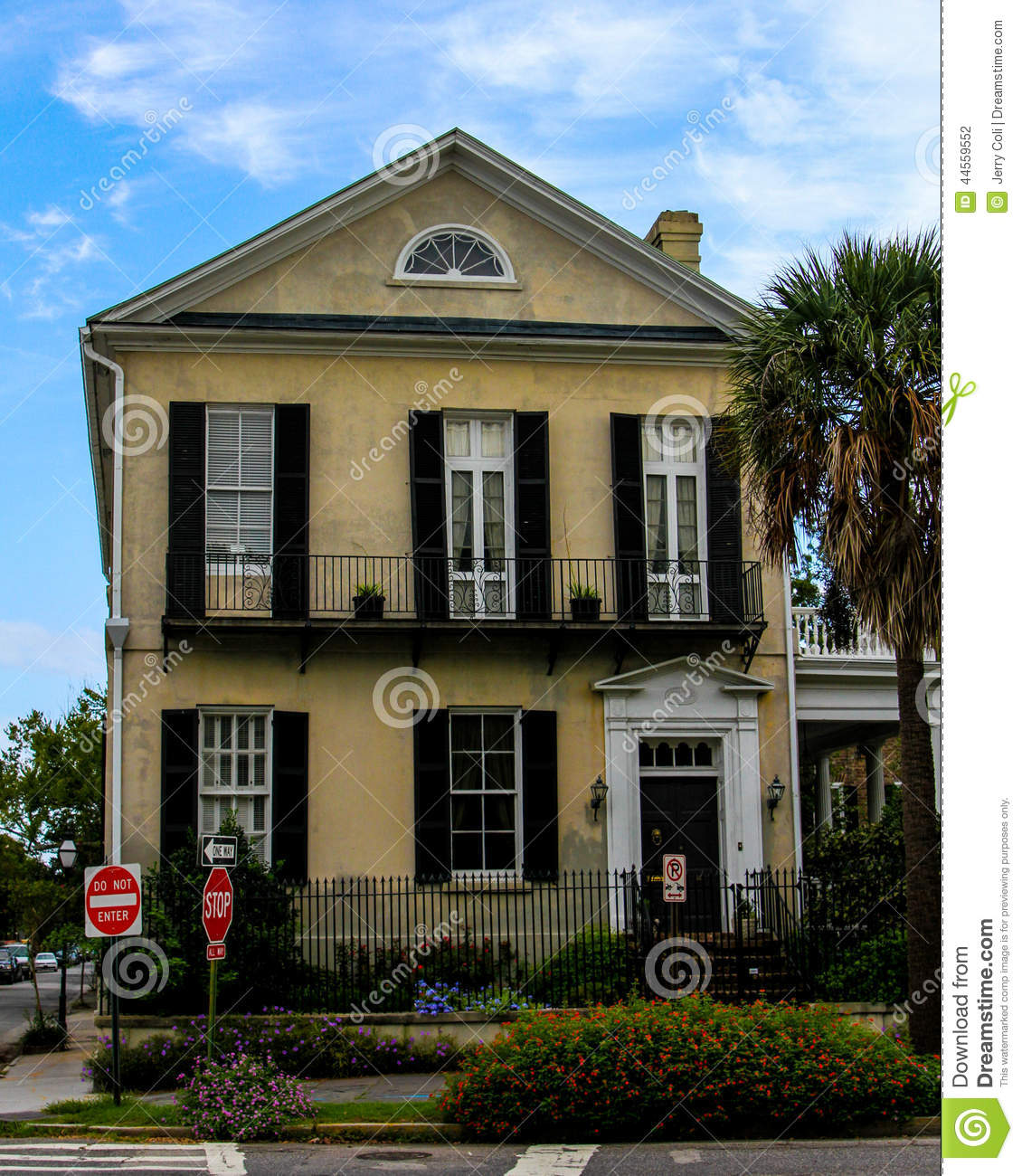 Charleston Sc Homes: One Of The Truly Beautiful Southern Style Homes In