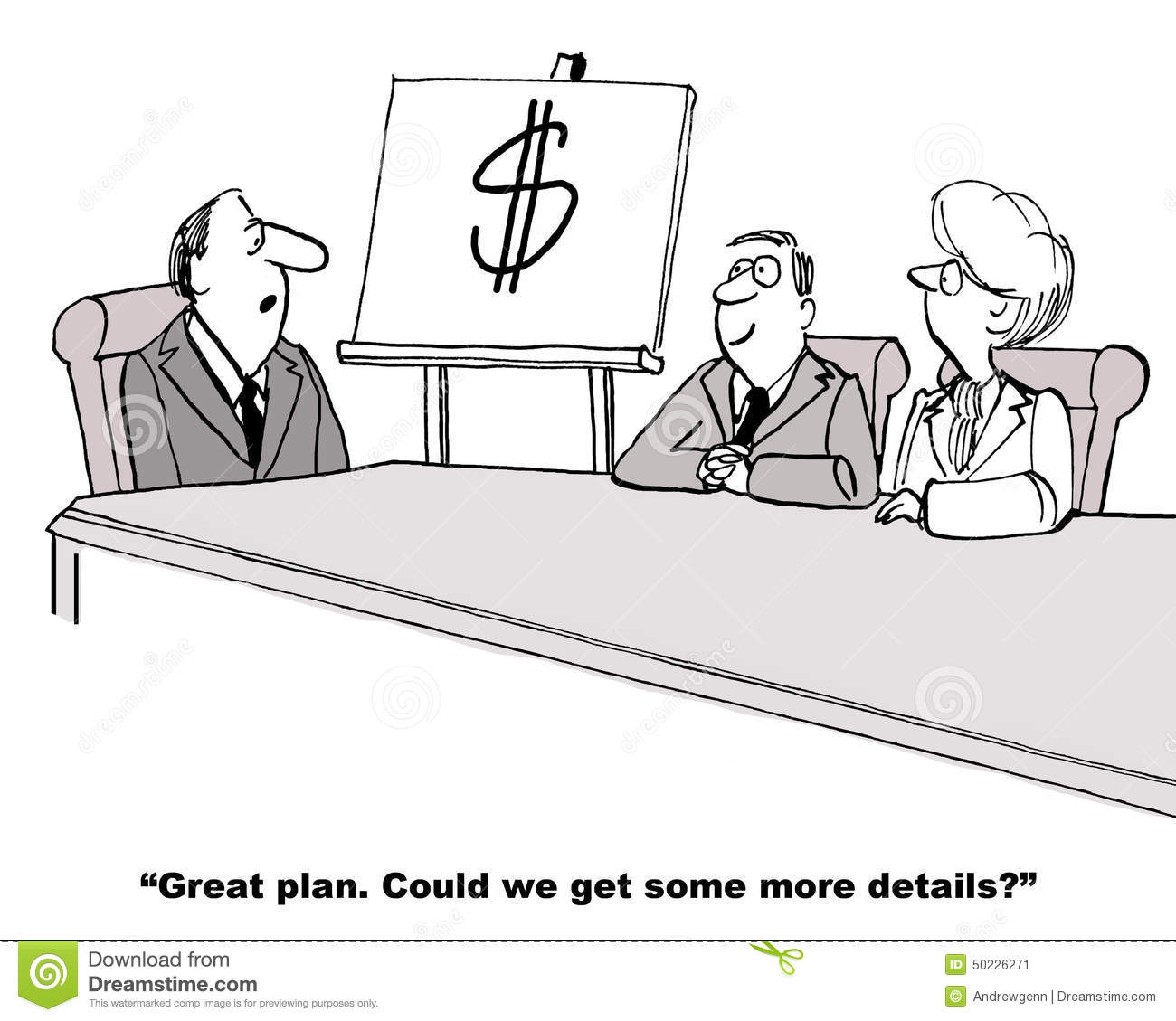 One Word Business Plan