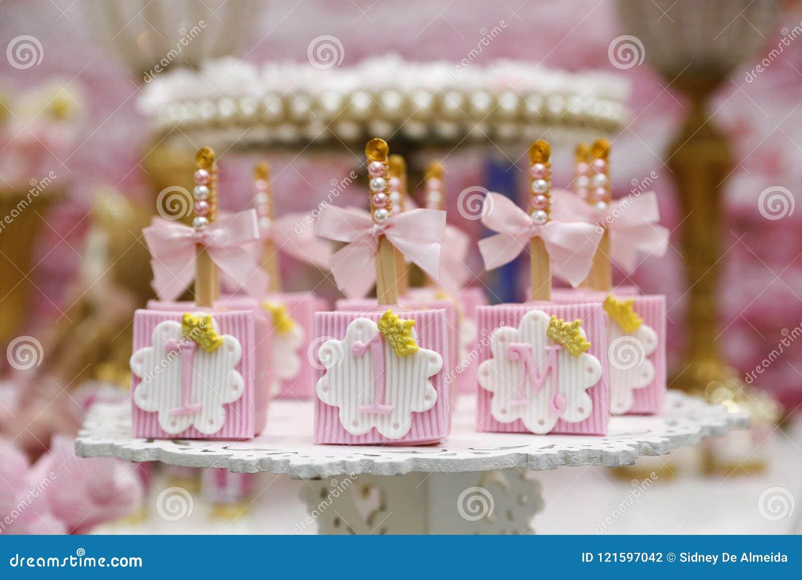 One Year Birthday Decoration Items