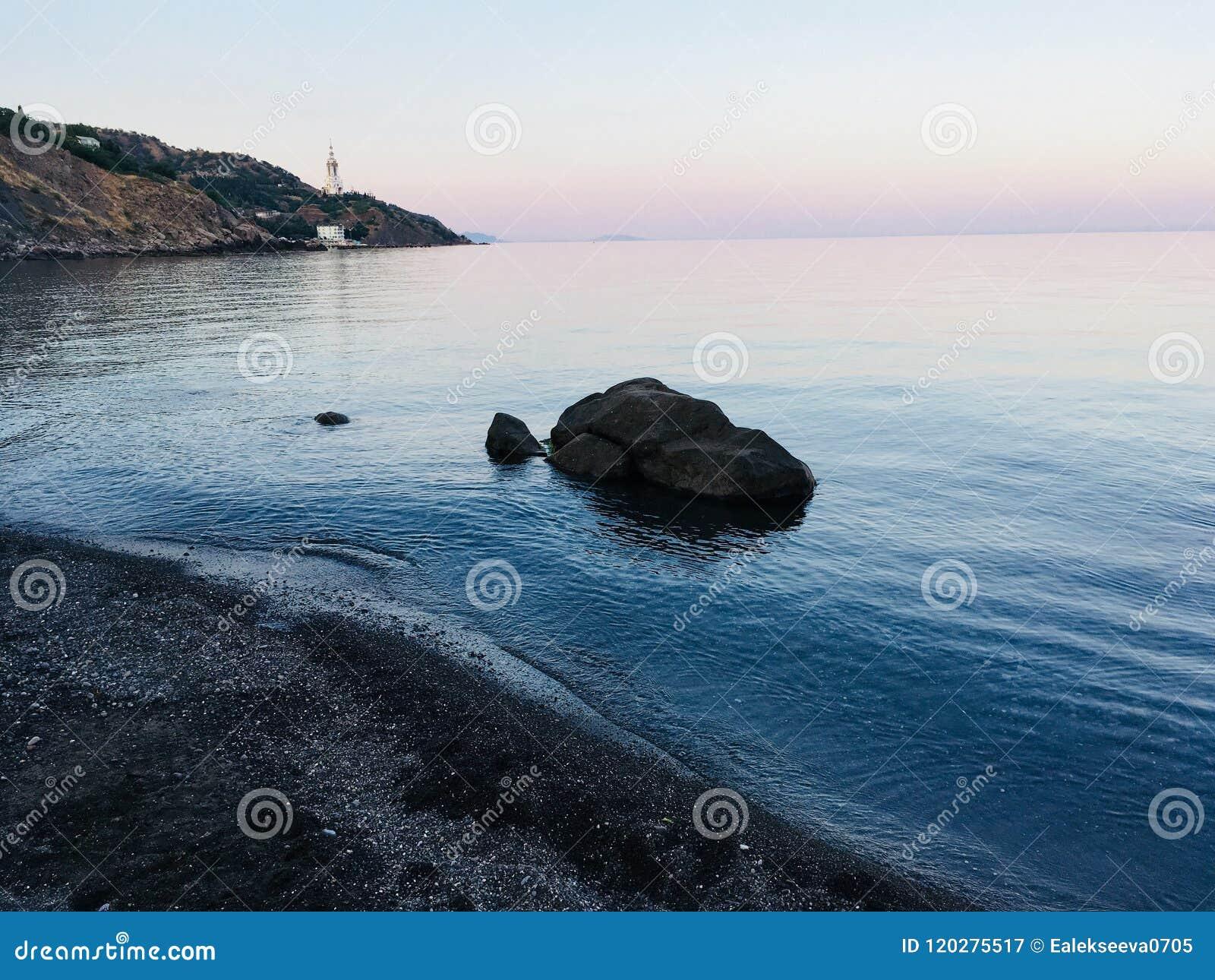 Ongelooflijke rust op overzees
