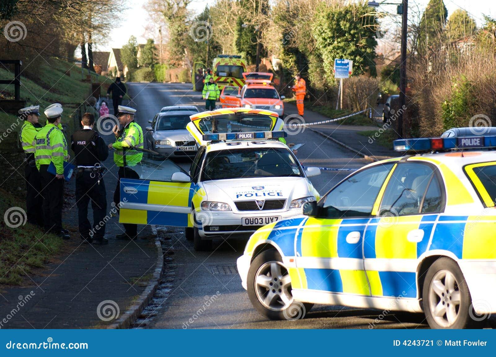 Ongeval 6 van het verkeer