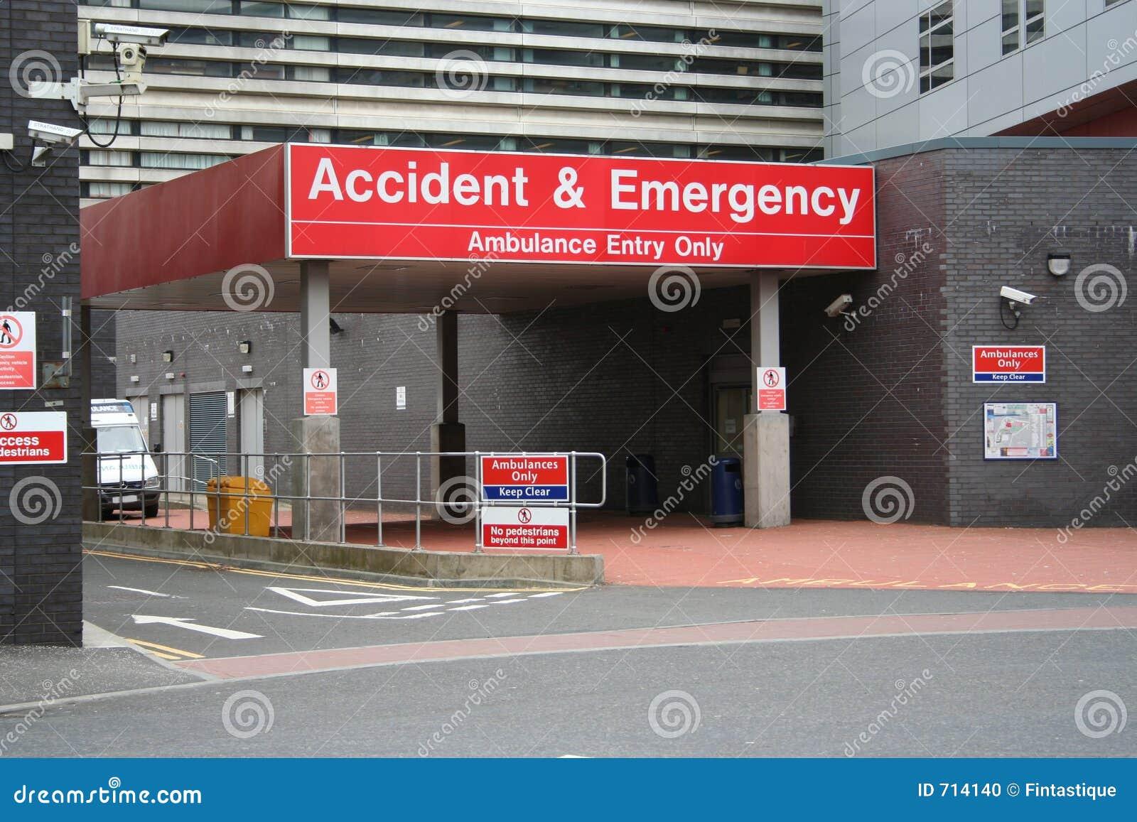 Ongeval en Noodsituatie