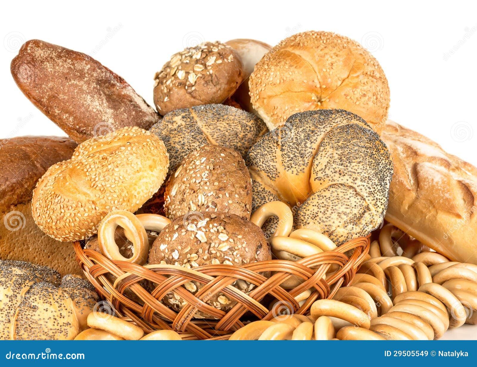 Ongezuurde broodjes en brood