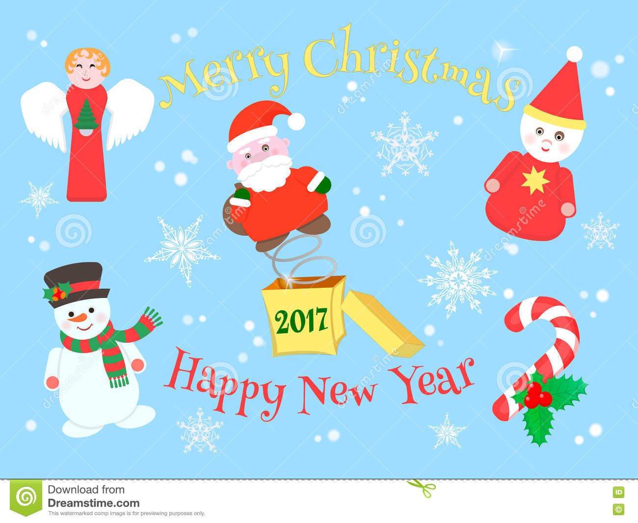 ongratulations on christmas and new year