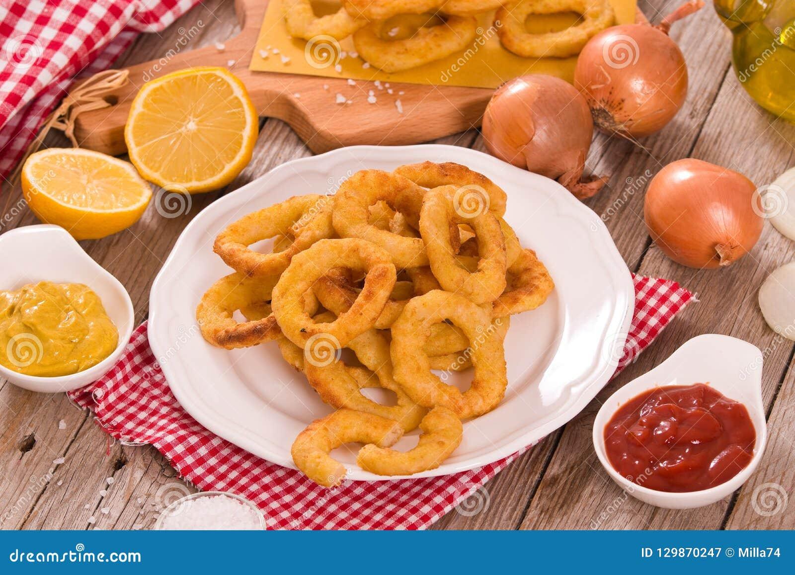 Onion rings.