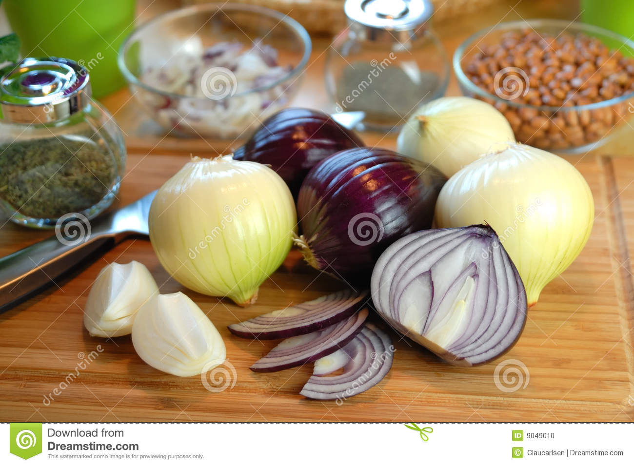 how to make onion stock