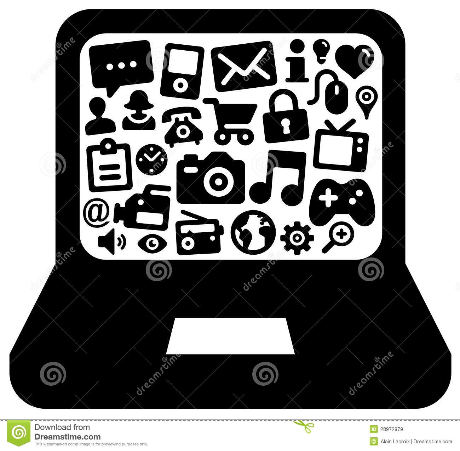 Online życie