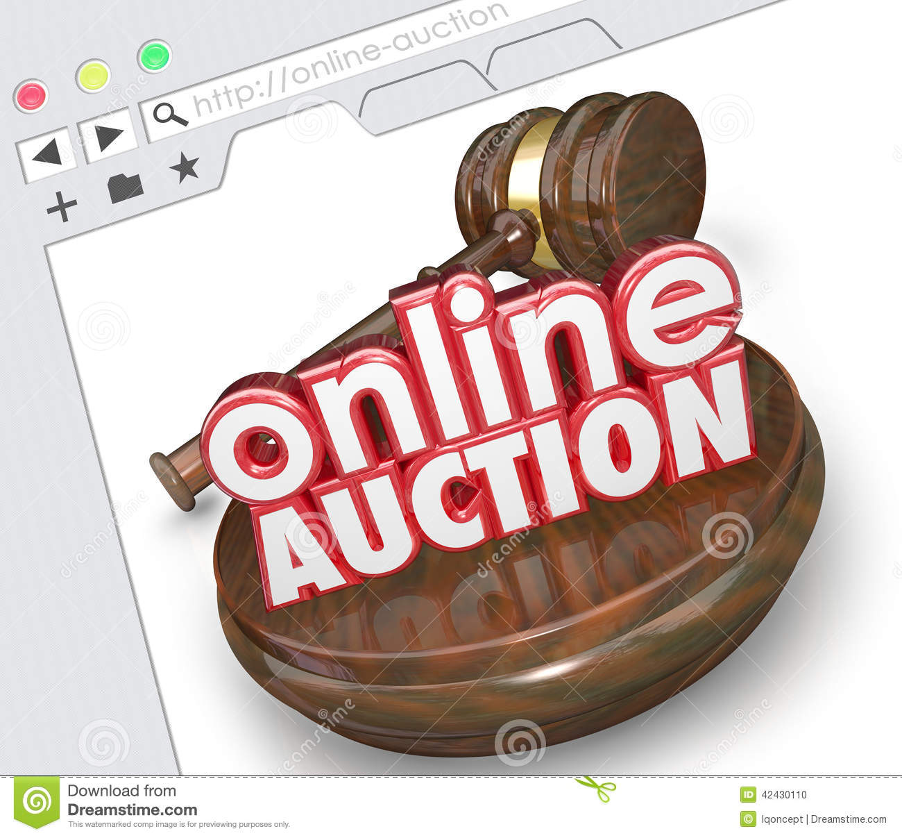 Selling Your Antiques at Internet Auctions