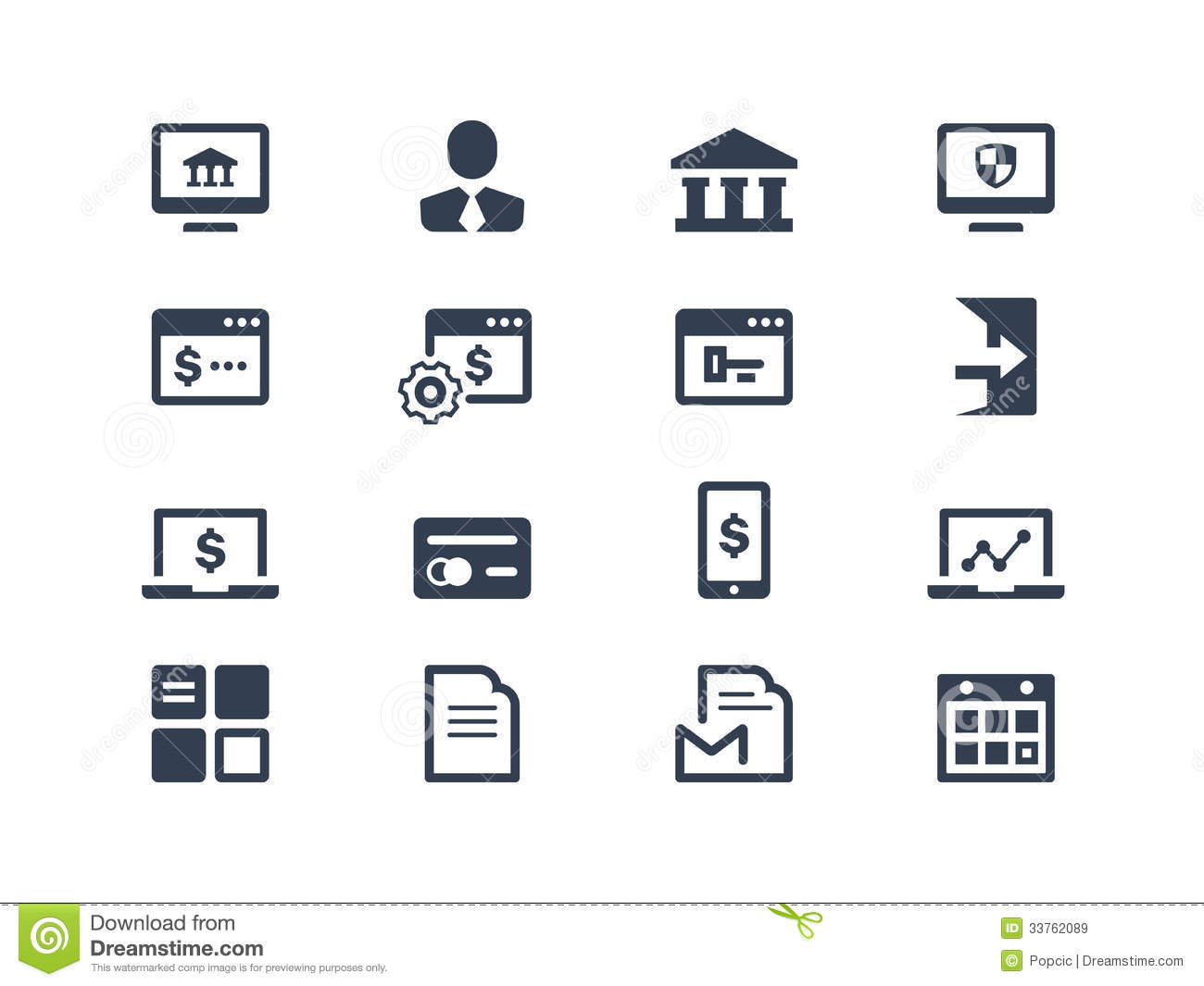 Banking Icons | www.pixshark.com - Images Galleries With A ...
