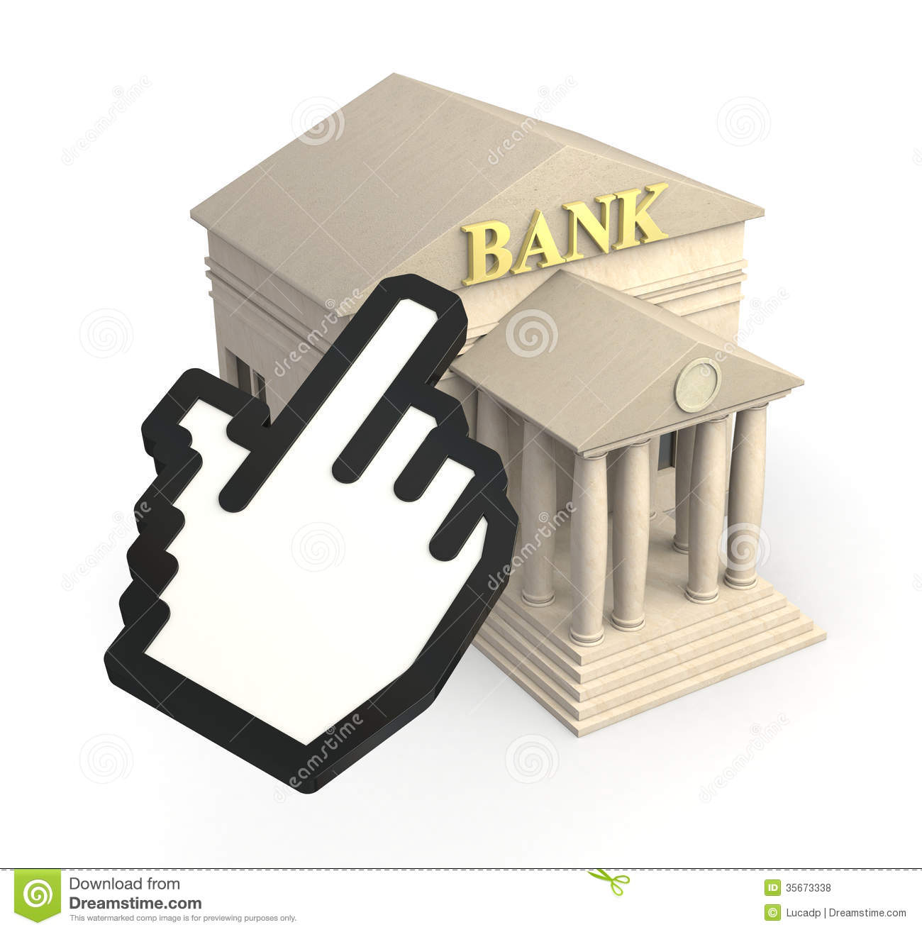 Online banking royalty free stock photos image 35673338 for Rendering online free
