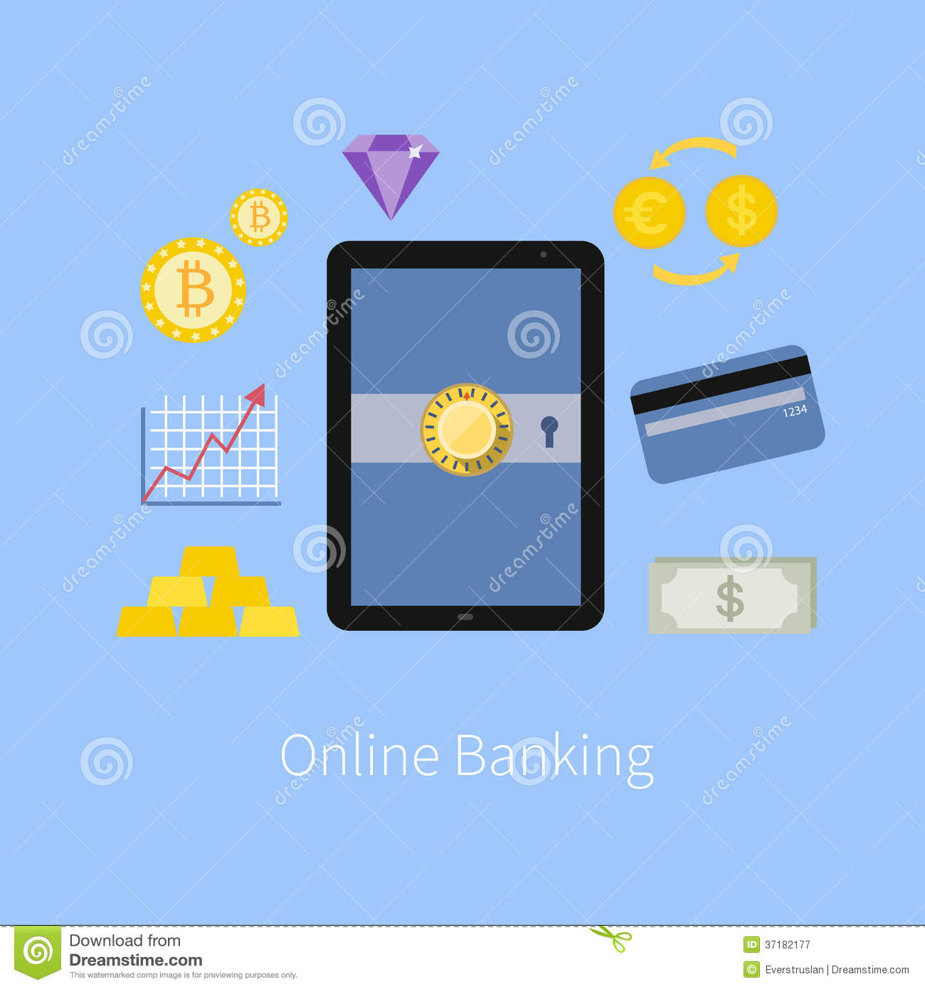 thesis on online banking services