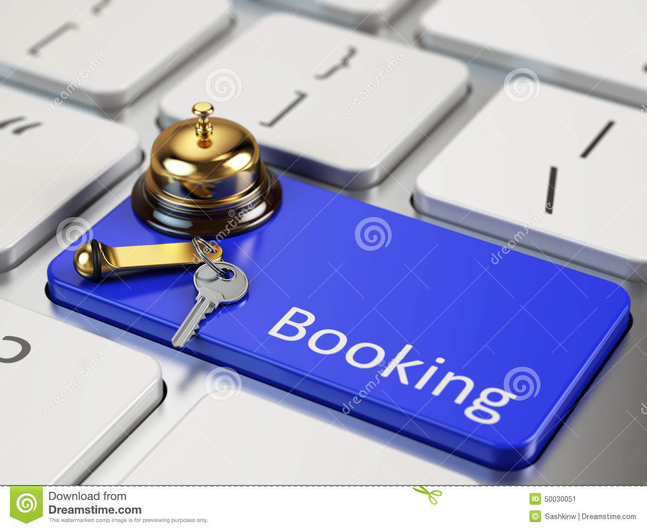 Online Booking Concept Stock Illustration Image 50030051
