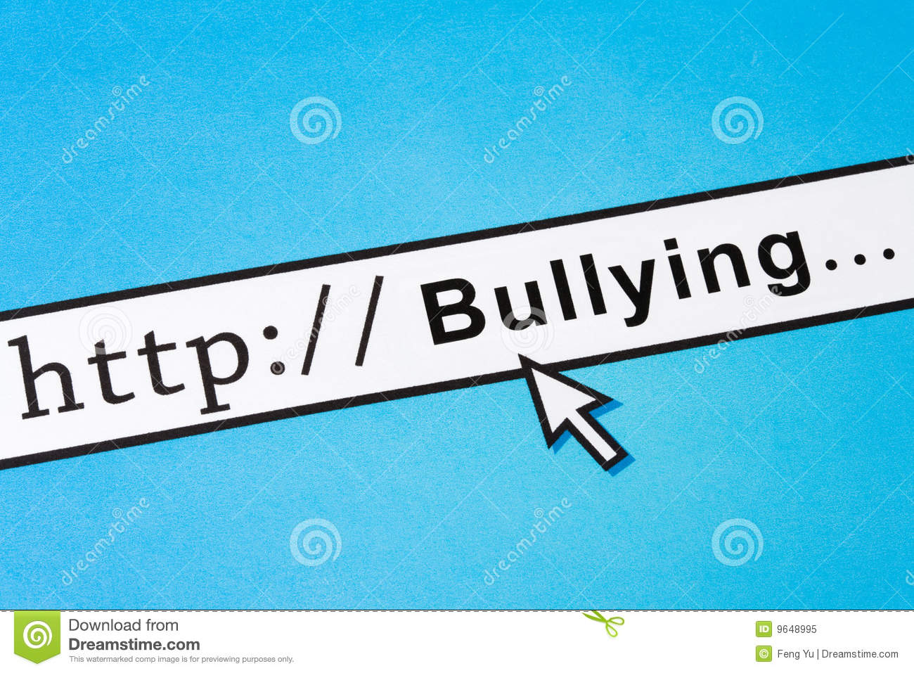 Online Bullying Royalty Free Stock Photo - Image: 9648995
