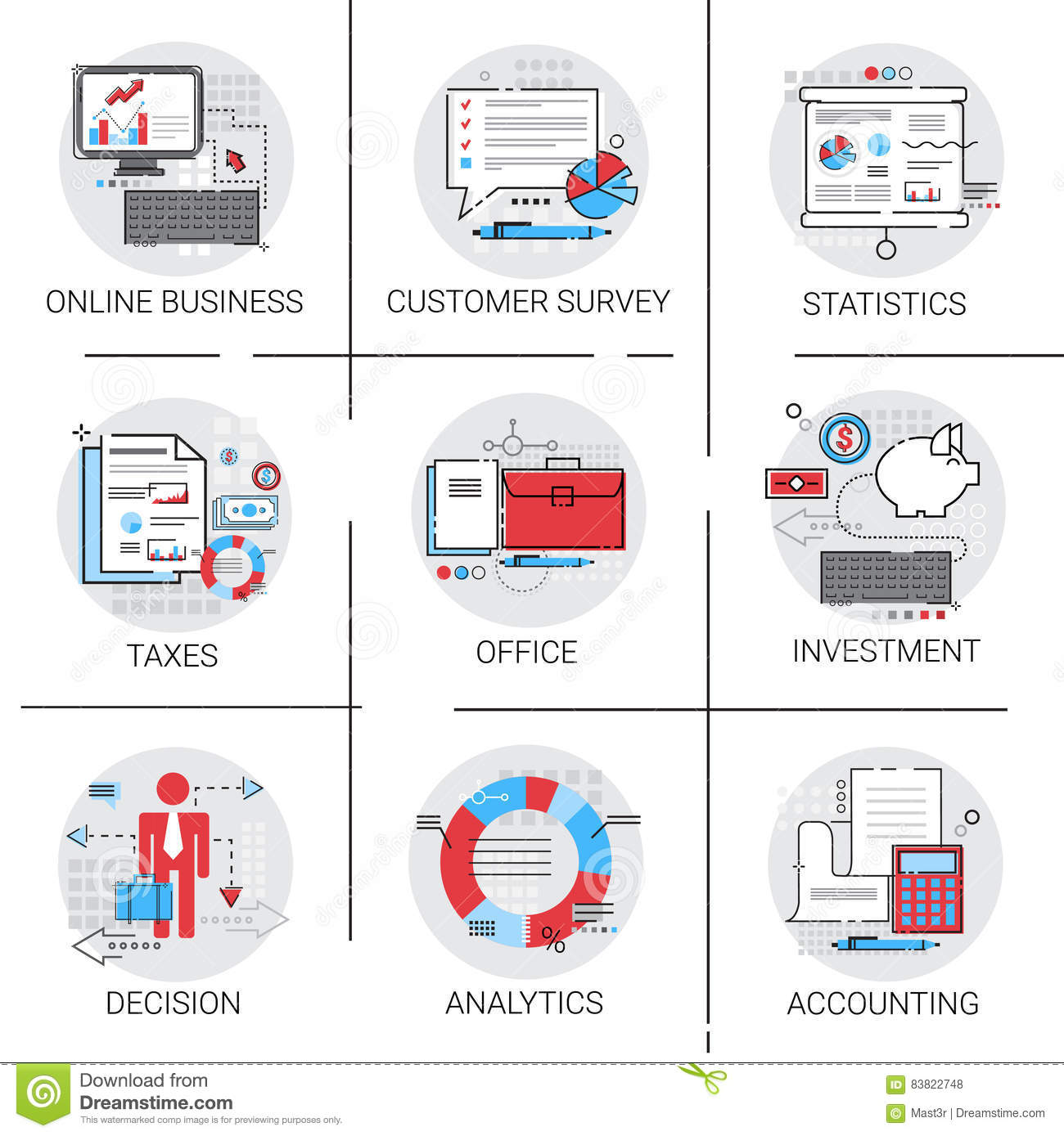 Office Diagram Online Trusted Wiring Diagrams Business Analysis Statistics Finance Work Icon 1