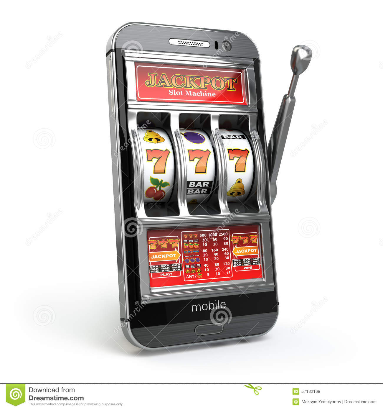 Slot trade in phones