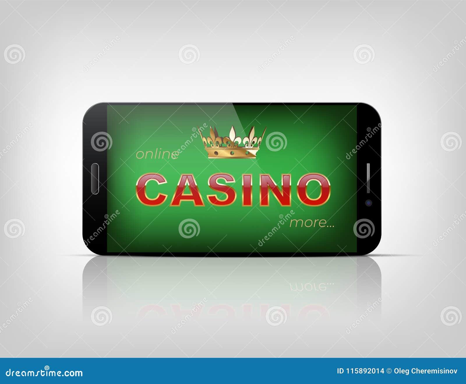 online casino design template online casino words on green