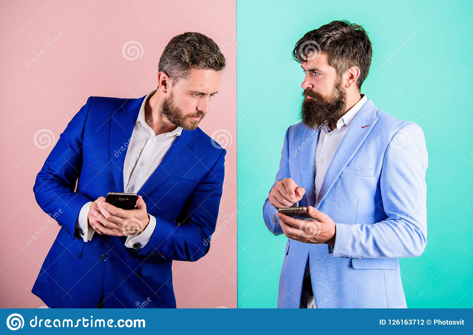 Always online concept. Social media marketing. Nowadays everyone needs modern gadget smartphone with online access