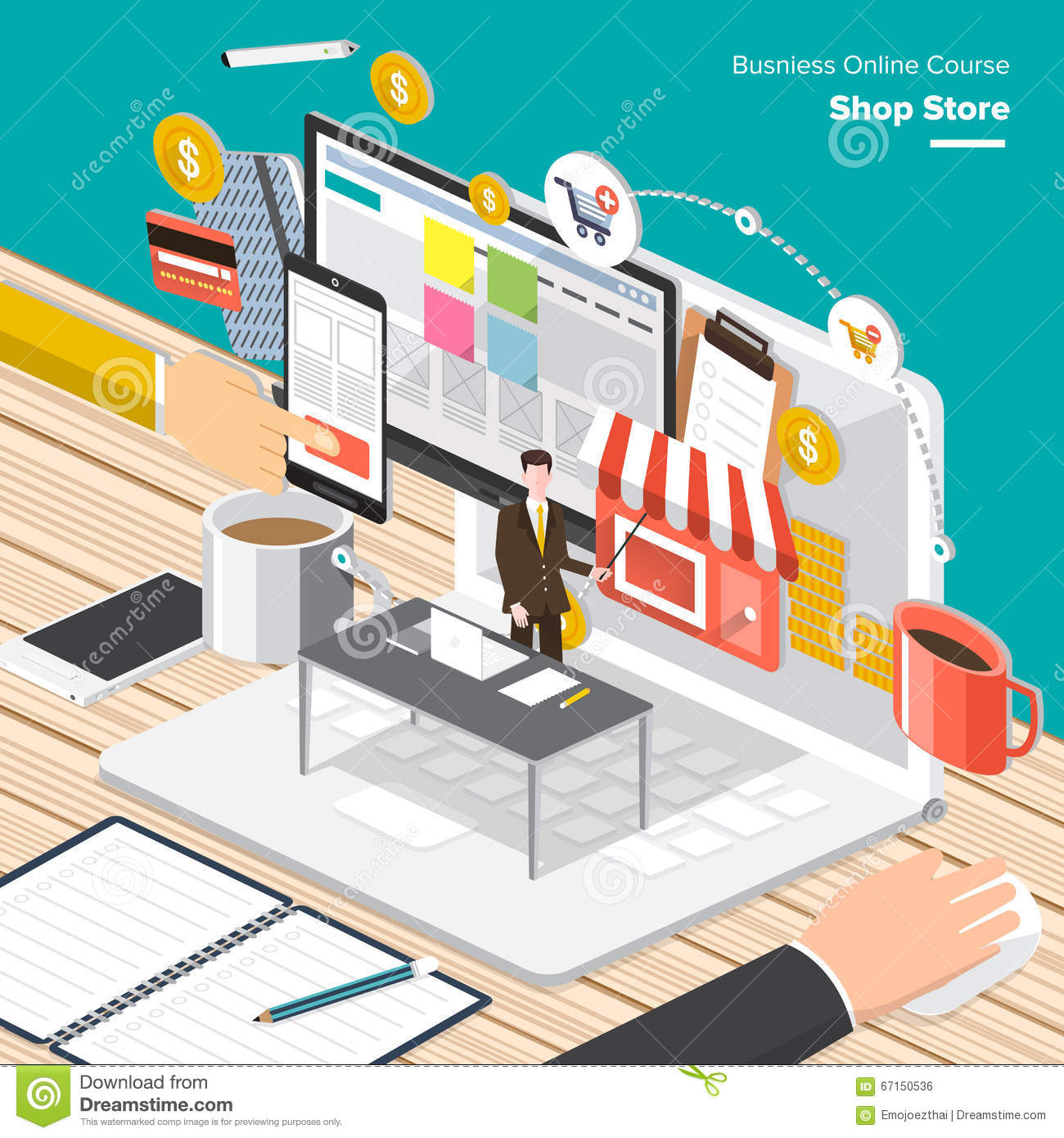 online business plan course
