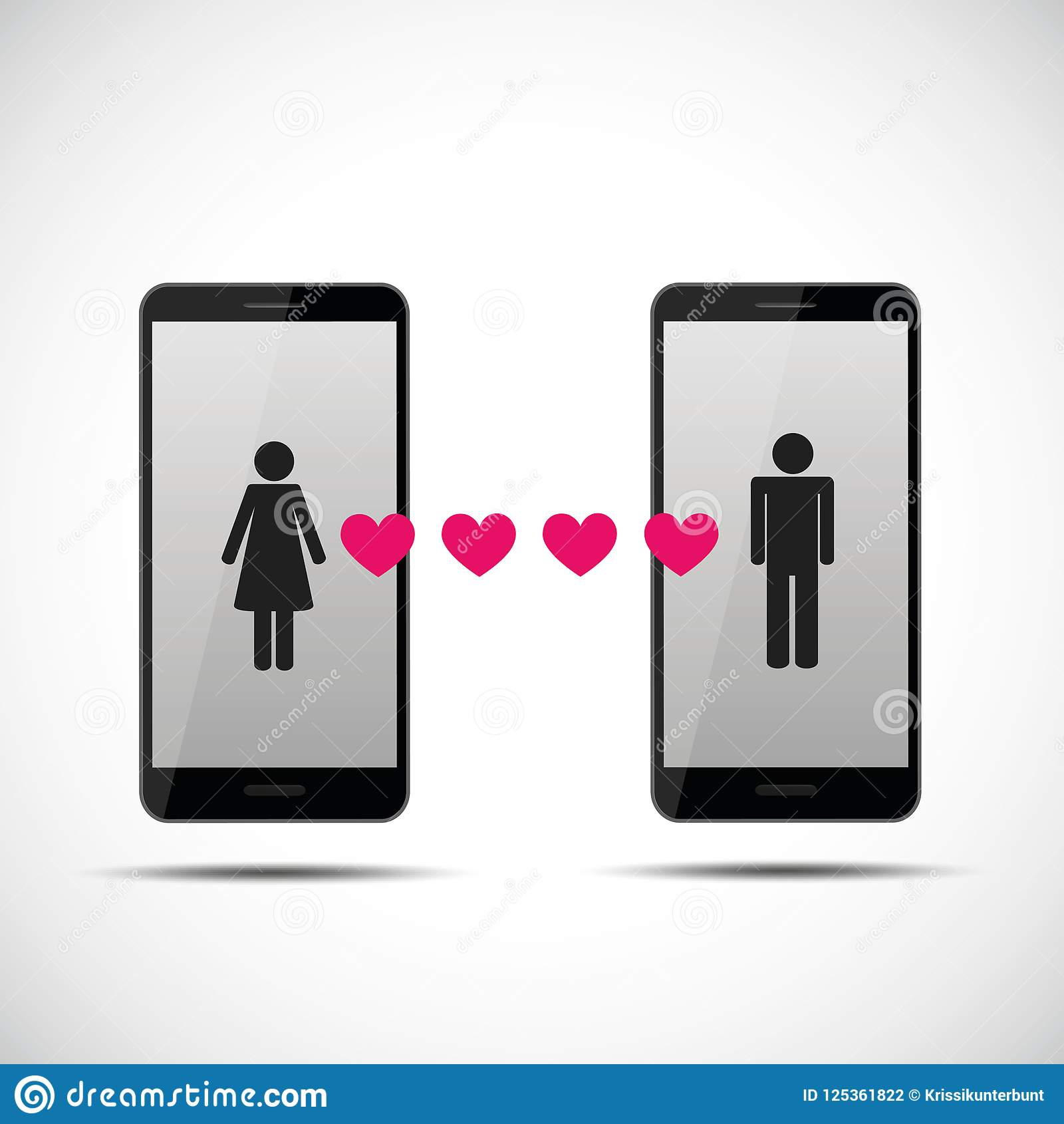 Man to woman app