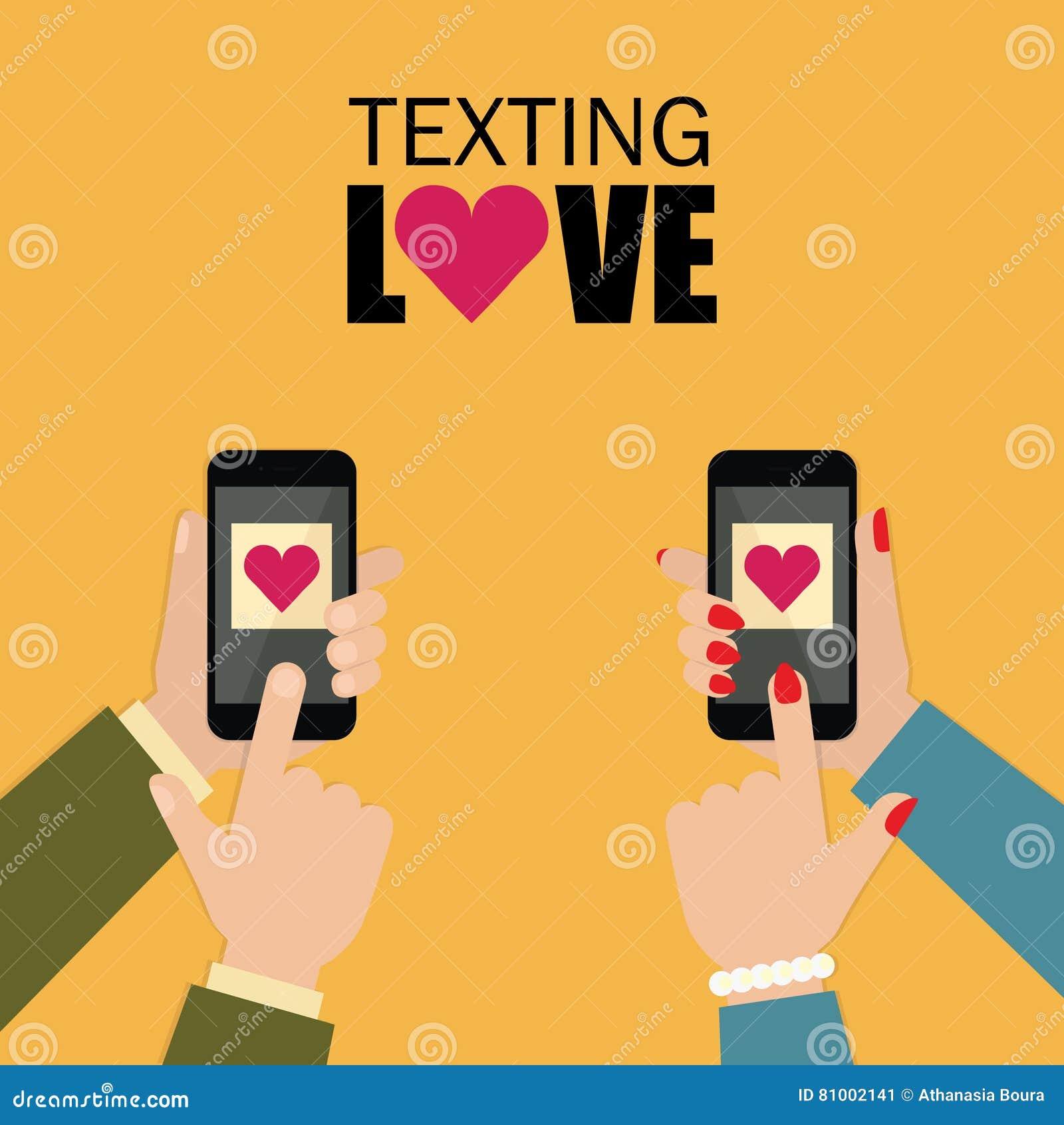 Sending messages online dating